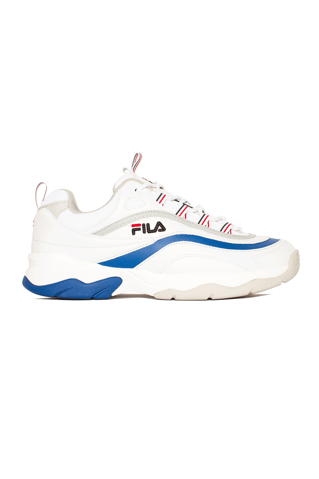 Sneakers Fila Ray F Low White - One Block Down