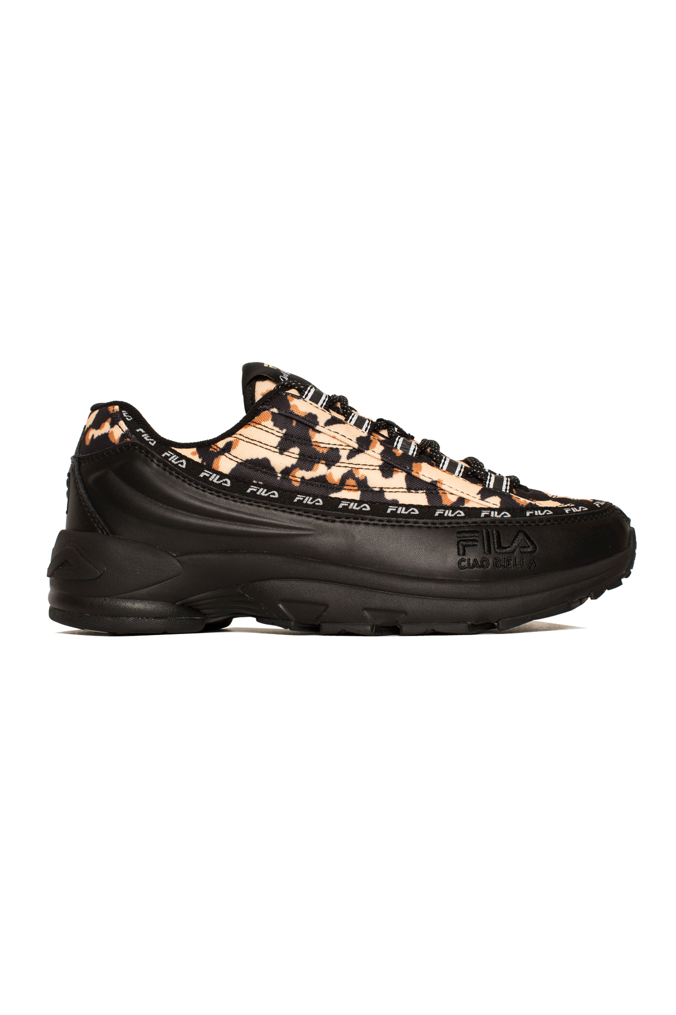 DSTR97 WMNS X One Block Down Black