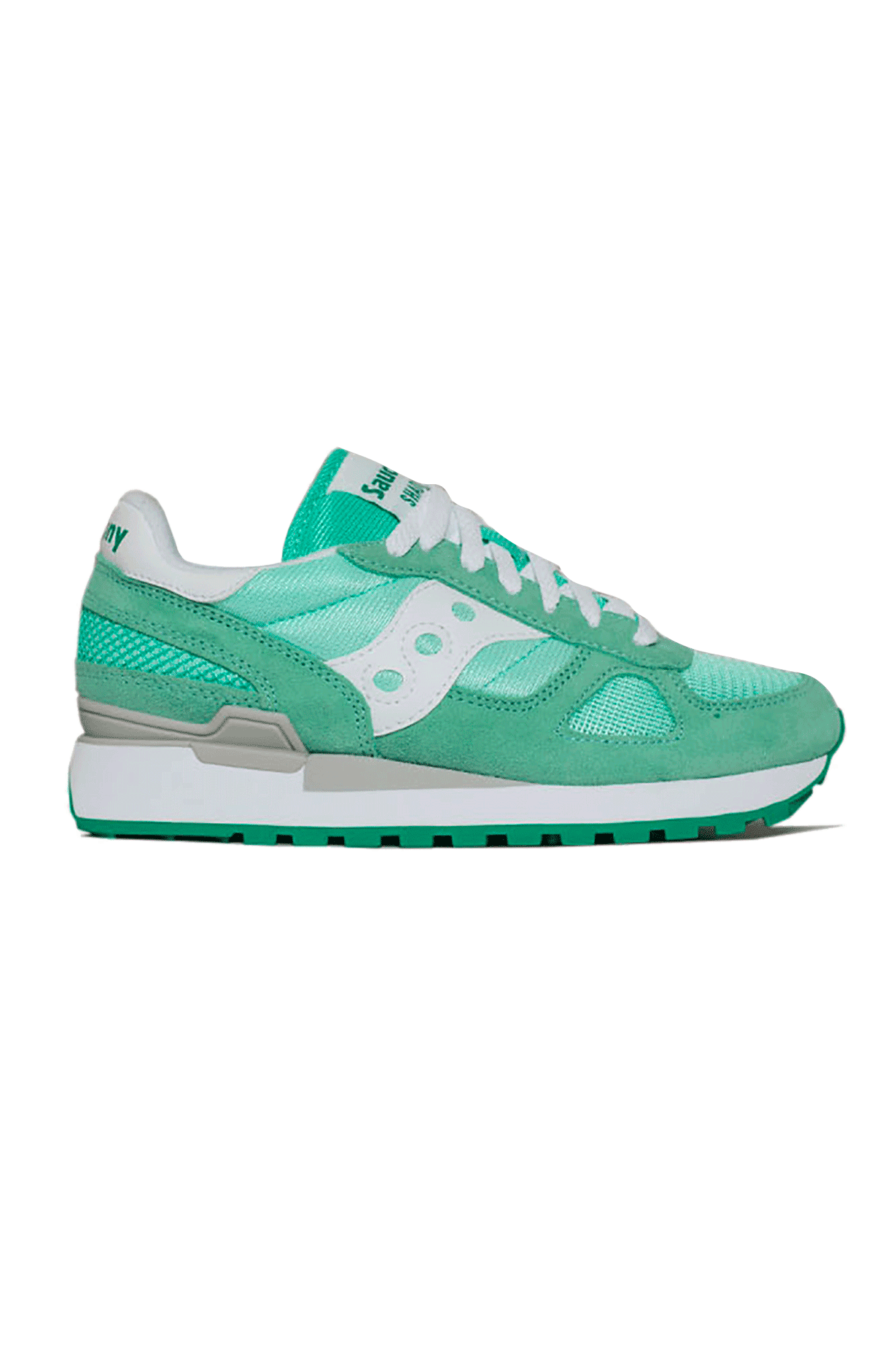 Saucony Sneakers Shadow Original W Green 1108621#000#C0013#7 - One Block Down