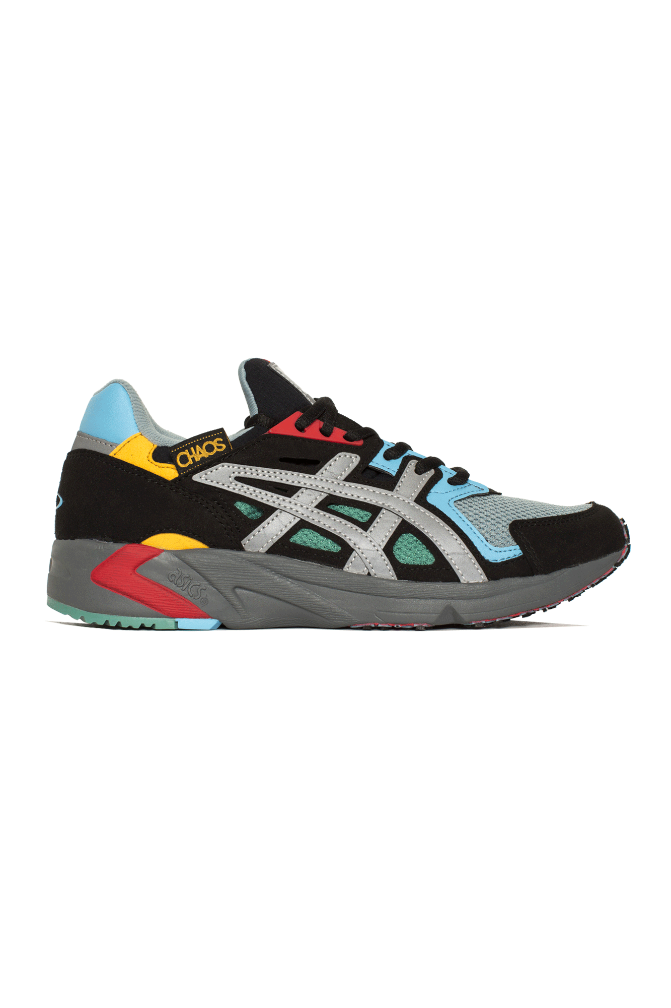 Sneakers Asics Gel-Ds Trainer OG x Vivienne Westwood Black - One Block Down