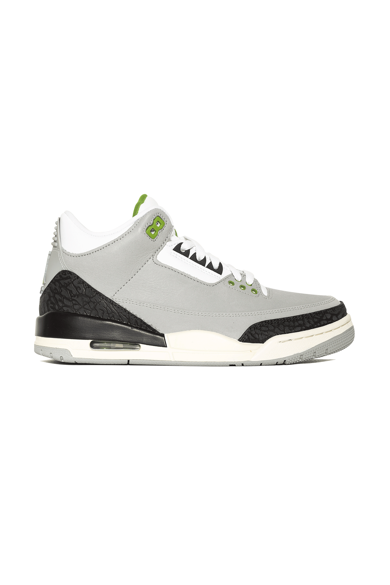 Sneakers Air Jordan 3 Retro Grey - One Block Down