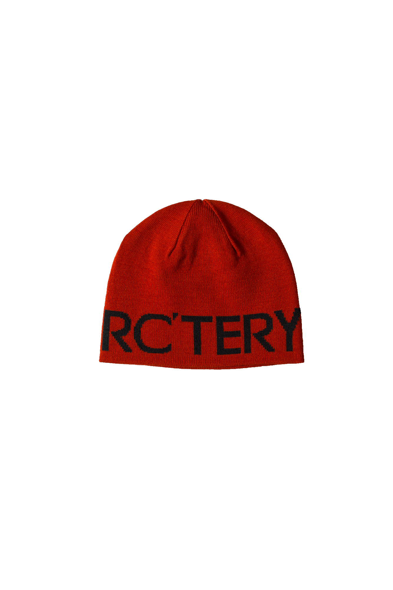 Word Head Toque Orange