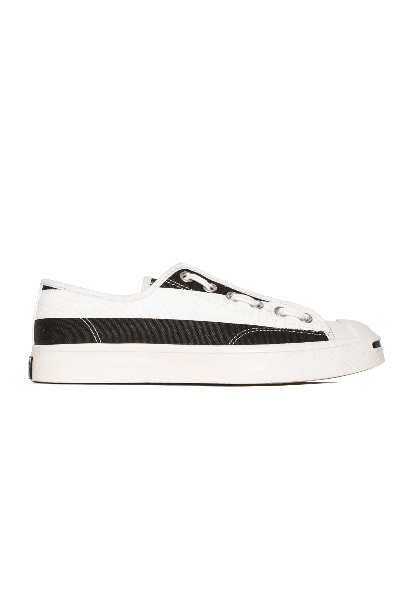 Converse Sneakers Jack Purcell Zip x TAKAHIROMIYASHITATheSoloist Black 164835C#000#C0010#7 - One Block Down