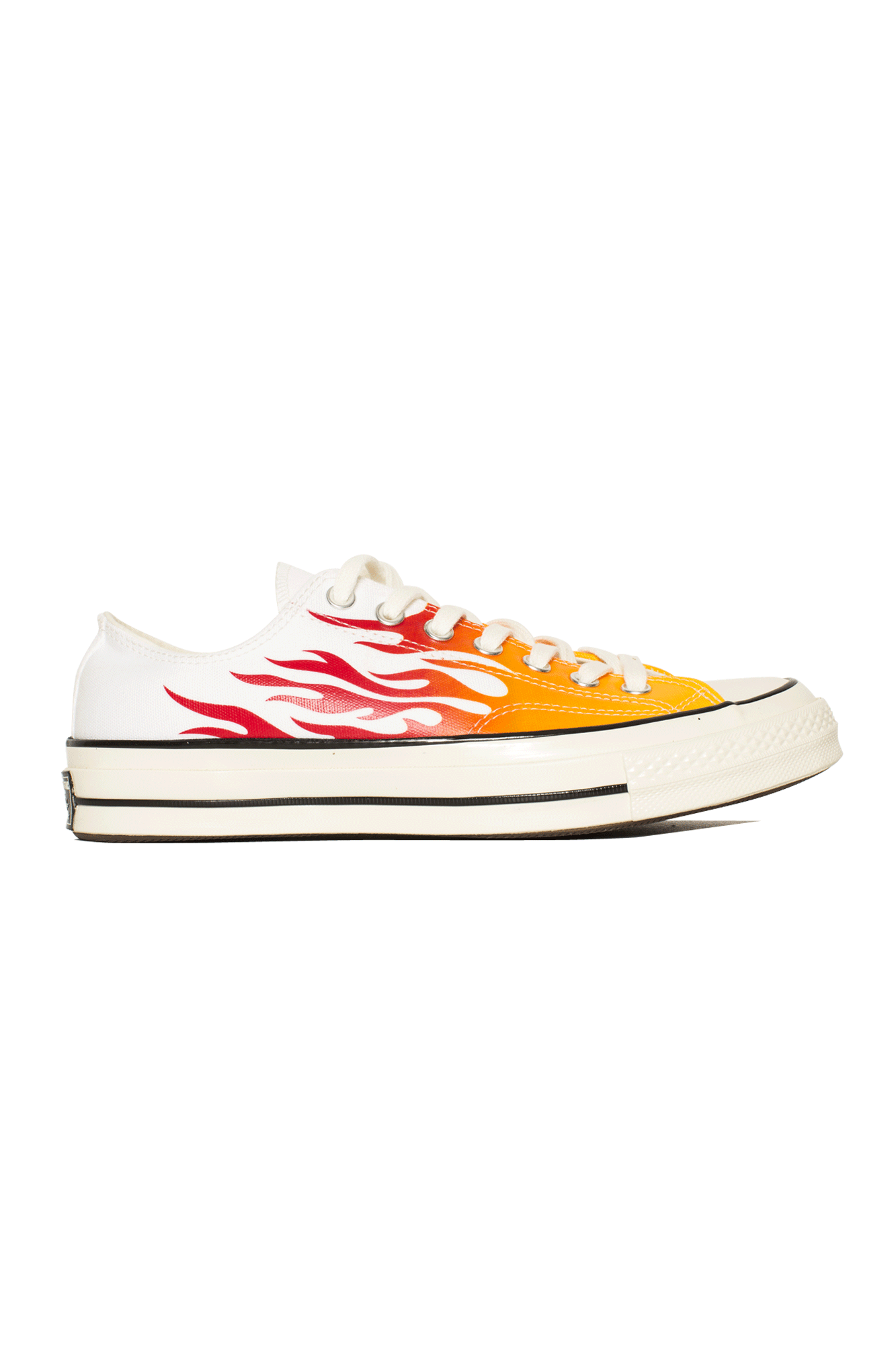 Chuck 70 Archive Print Remixed White
