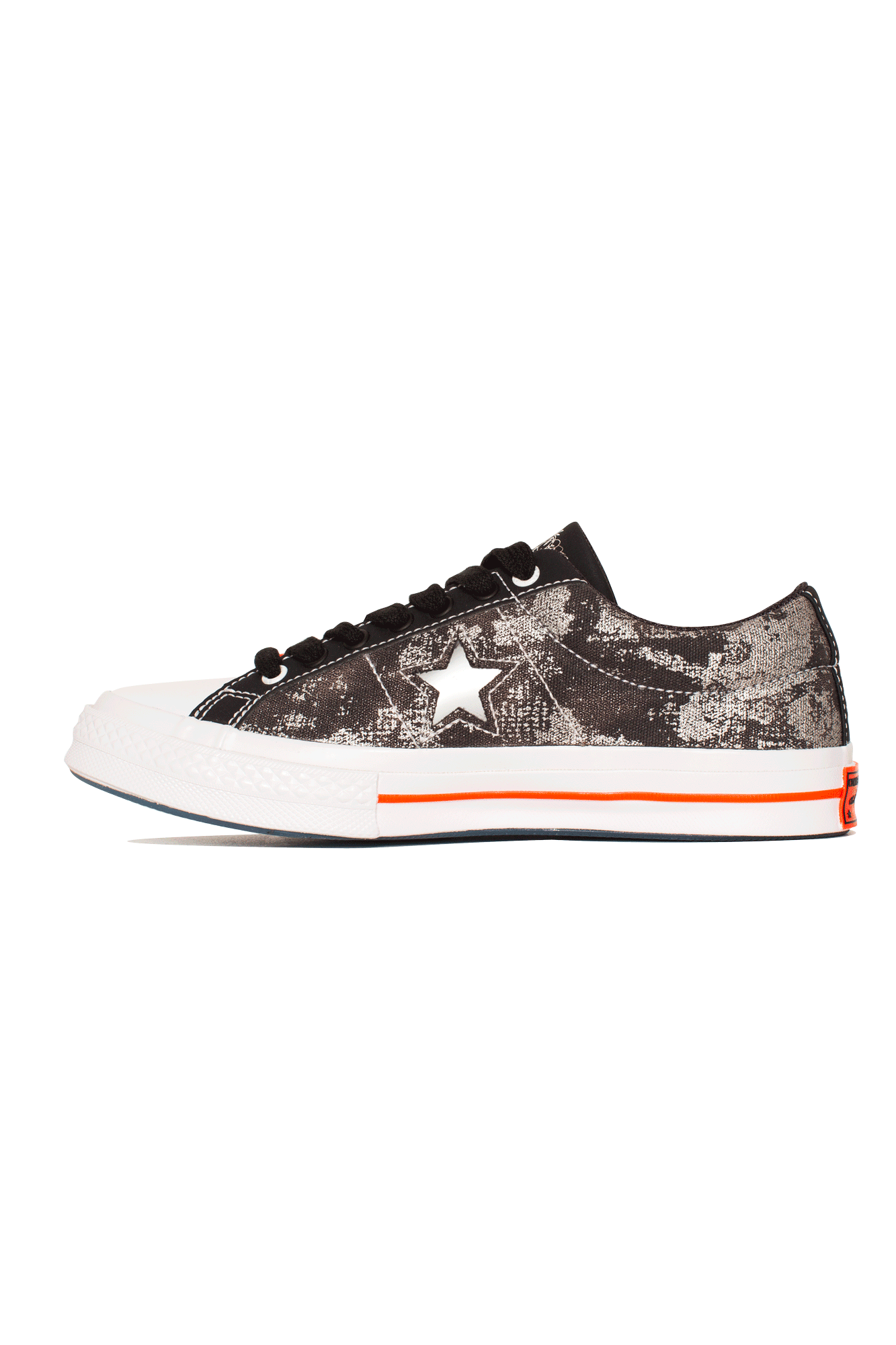 Converse Sneakers One Star OX X Yung Lean Grey 165743C#000#C0009#7 - One Block Down