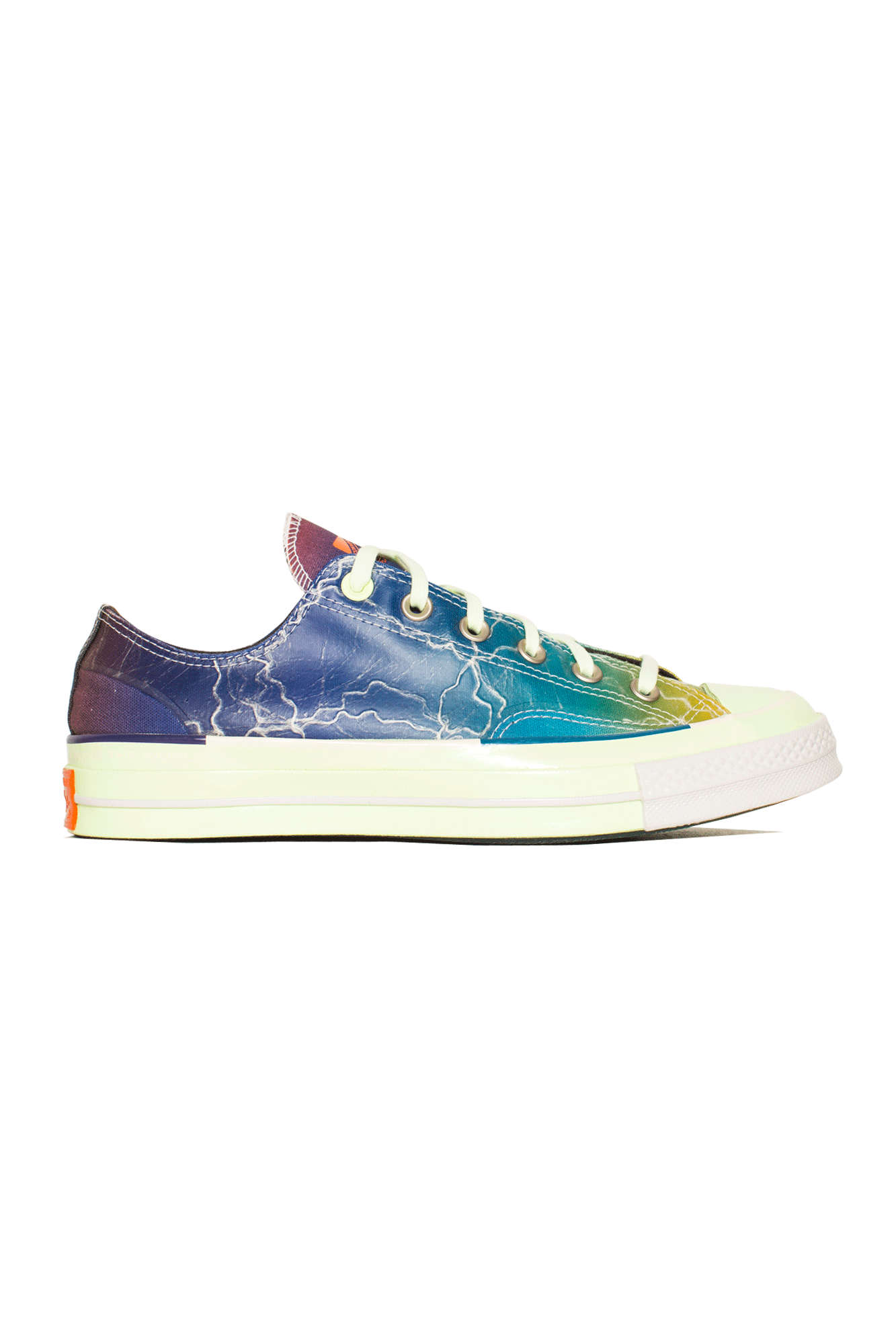 Converse Sneakers Chuck 70 OX x Pigalle Multicolor 165747C#000#027#4,5 - One Block Down