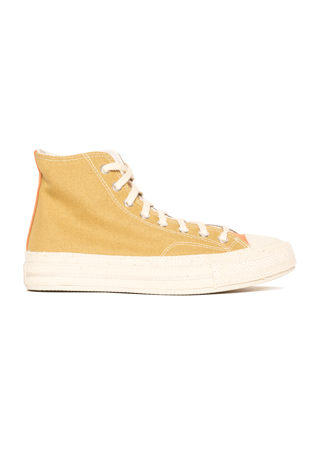 Converse Sneakers Chuck 70 HI Tri Panel Renew Multicolor 167767C#000#SAND#4,5 - One Block Down