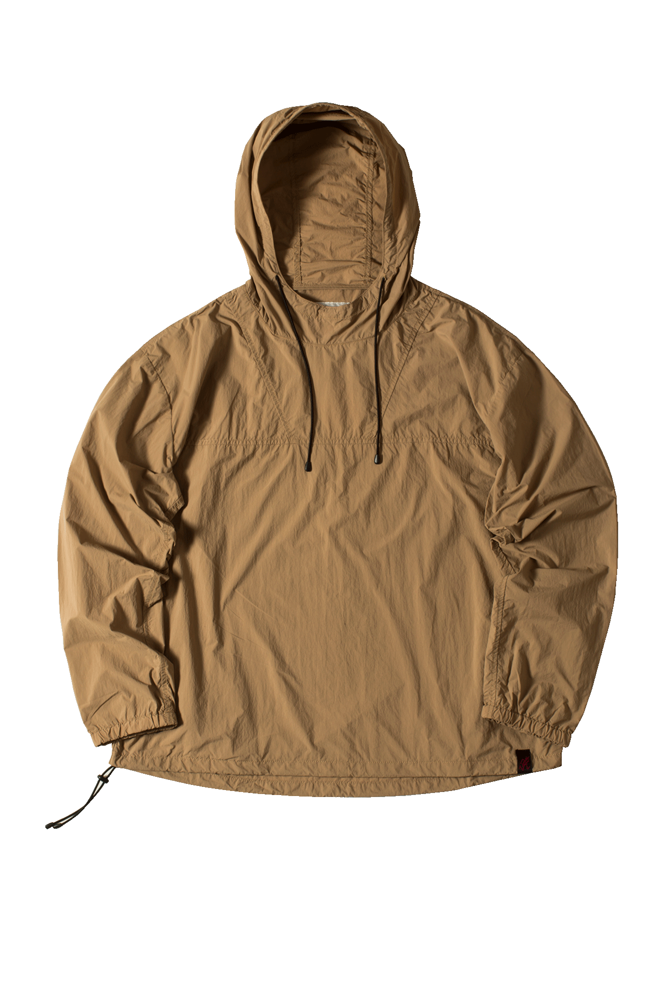 Packable Anorak Parka Beige