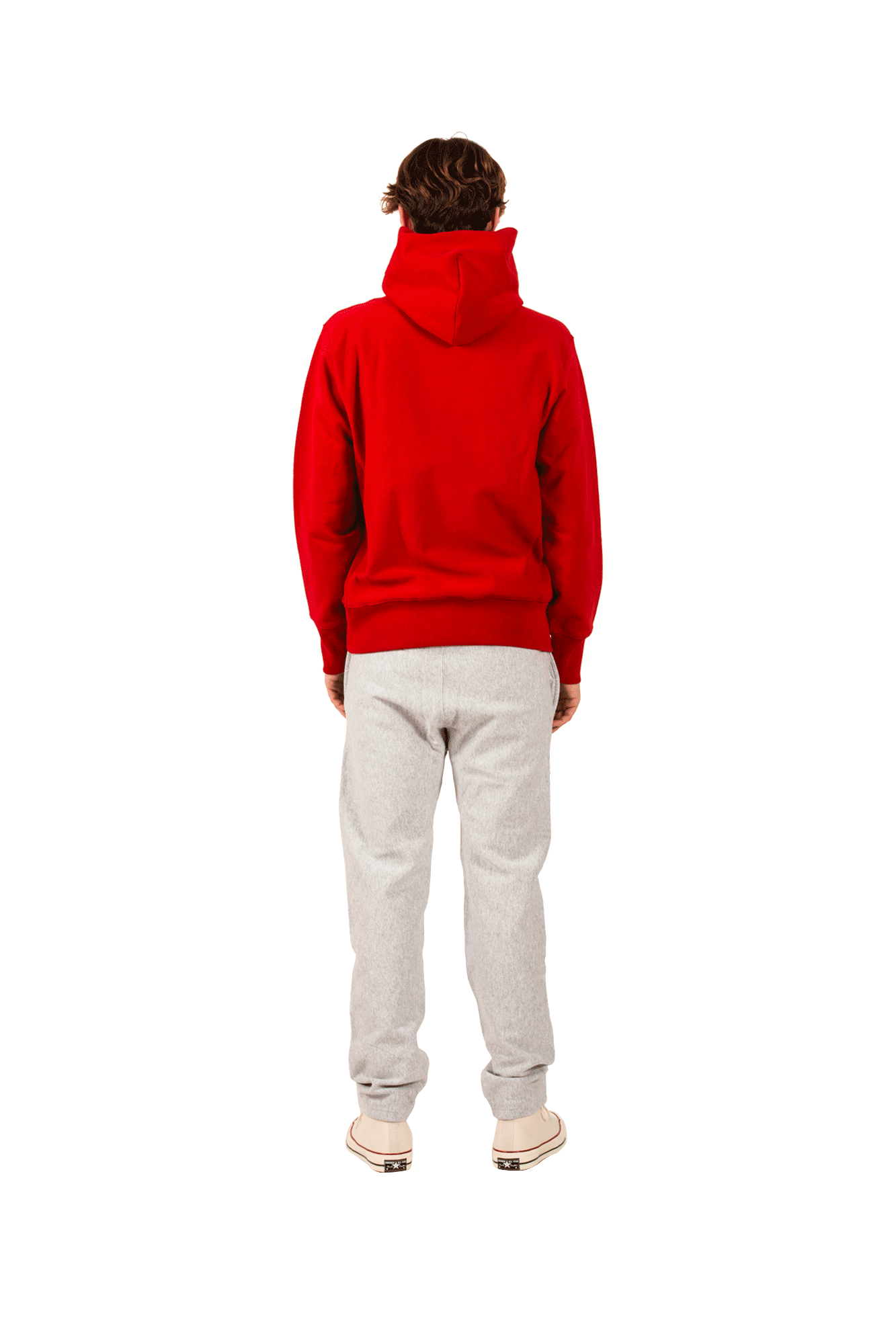 Champion Sweaters Hooded Sweatshirt Red 210967RS053C0012S