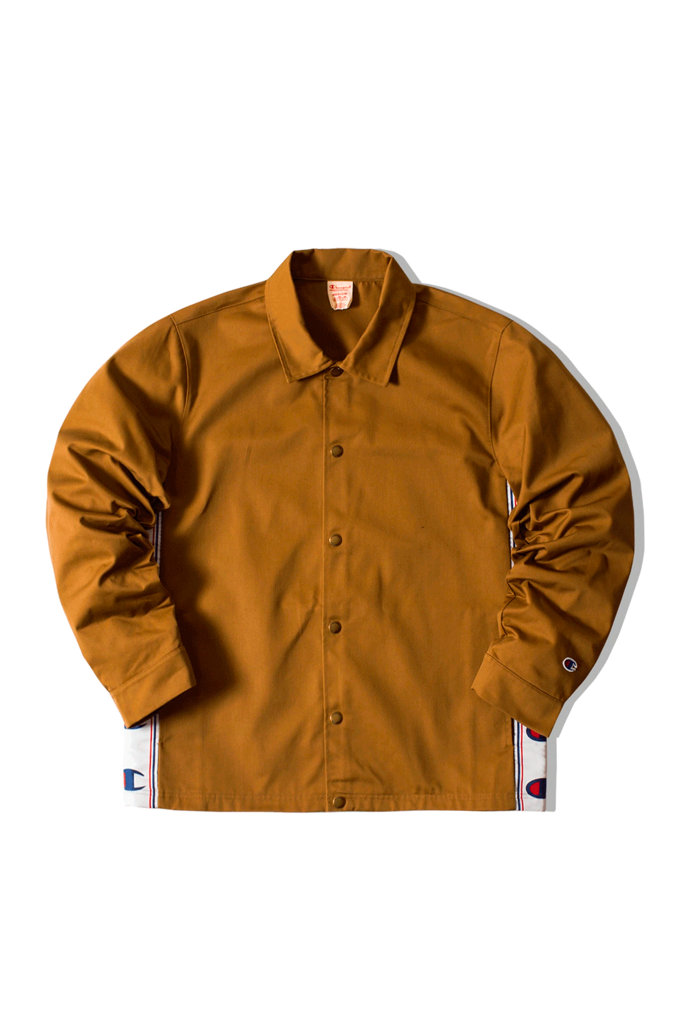 Coach Jacket Brown