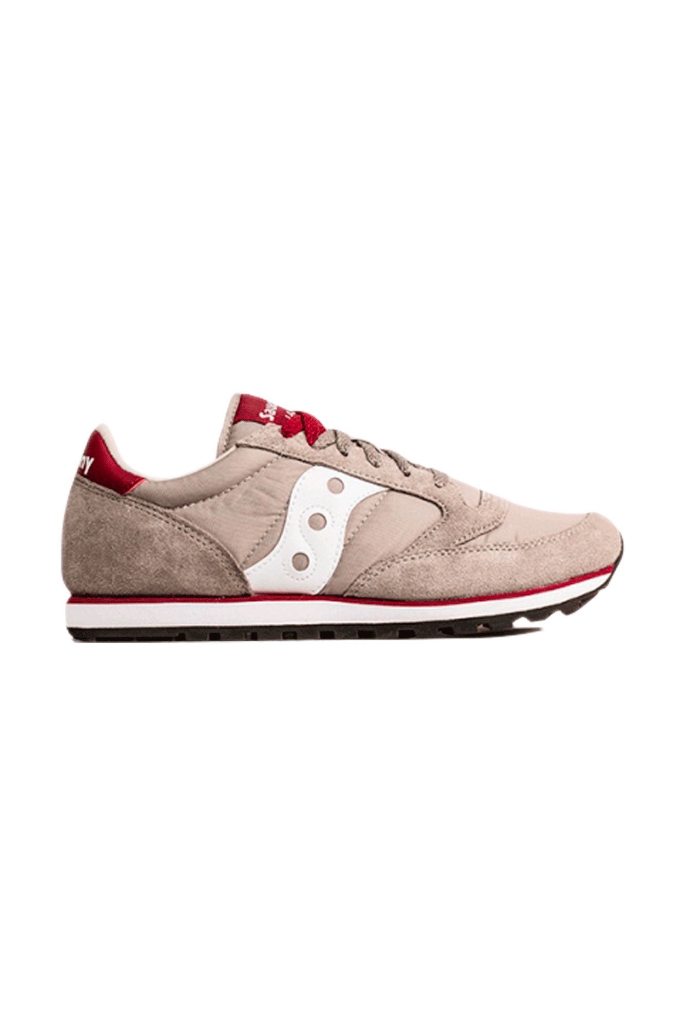 Saucony Sneakers Jazz Low Pro Grey 2866179#000#C0009#8,5 - One Block Down