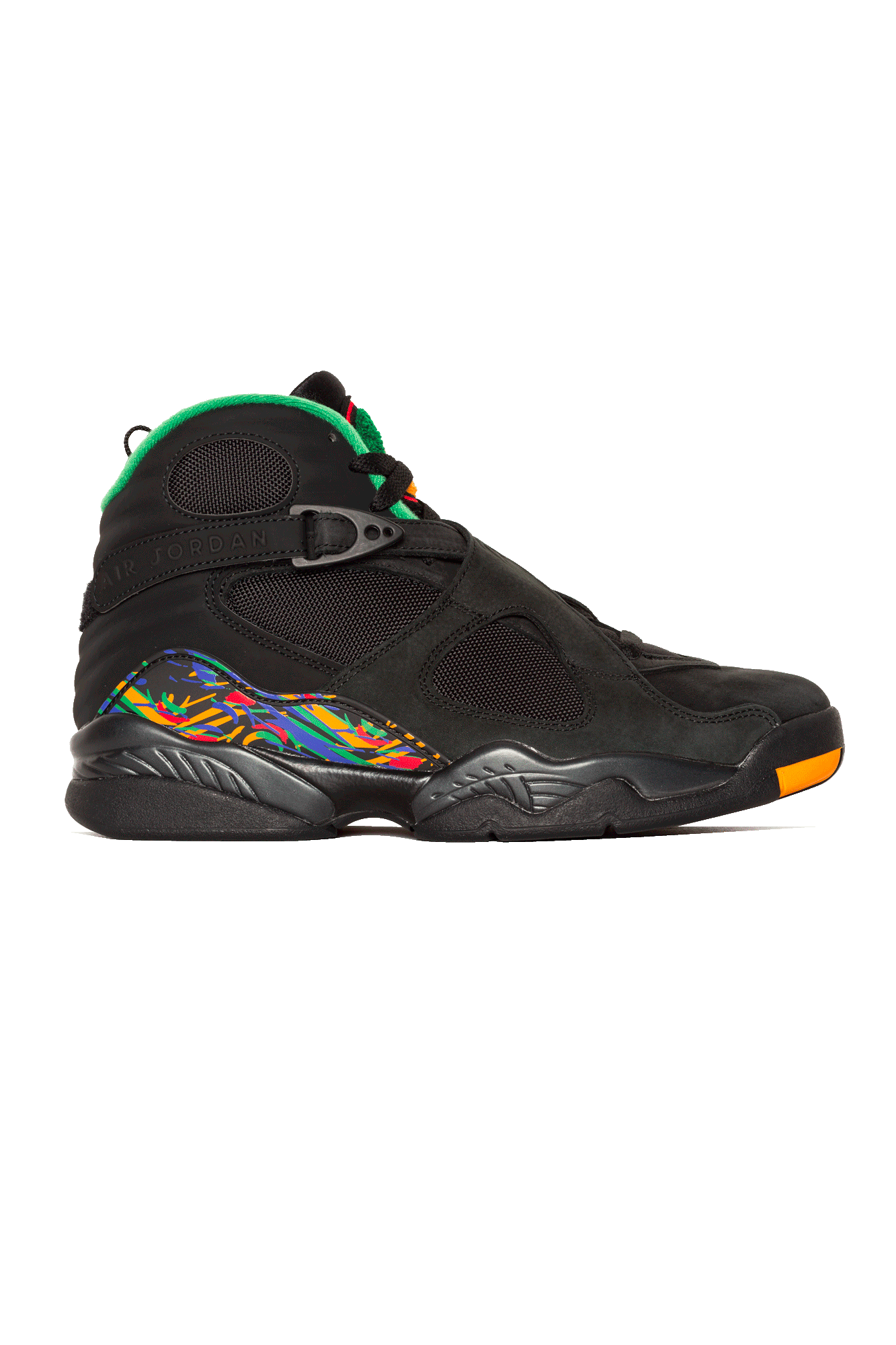 Sneakers Air Jordan 8 Retro Black - One Block Down