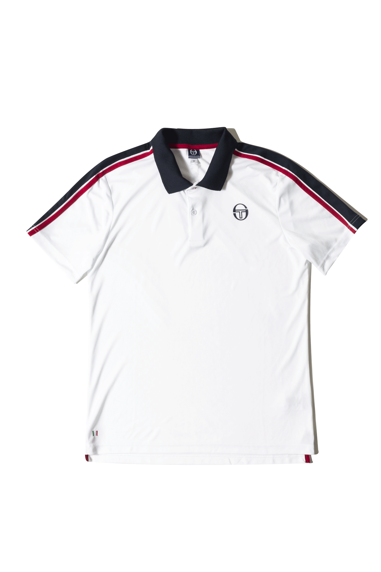 Zaroon Polo White
