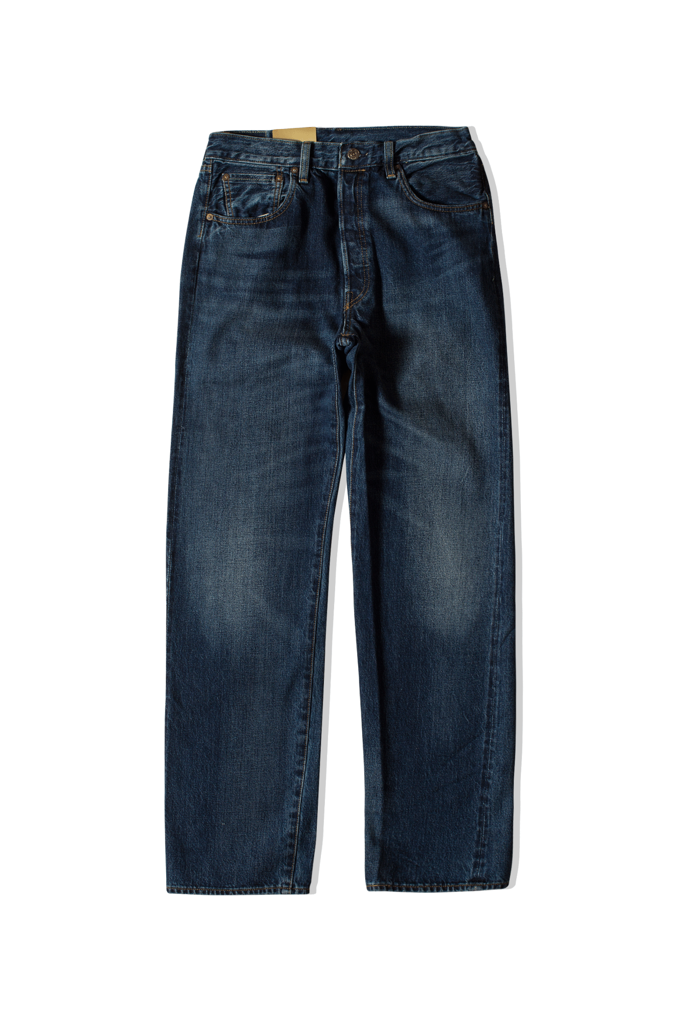 1955 501 Jeans Dragnet Blue