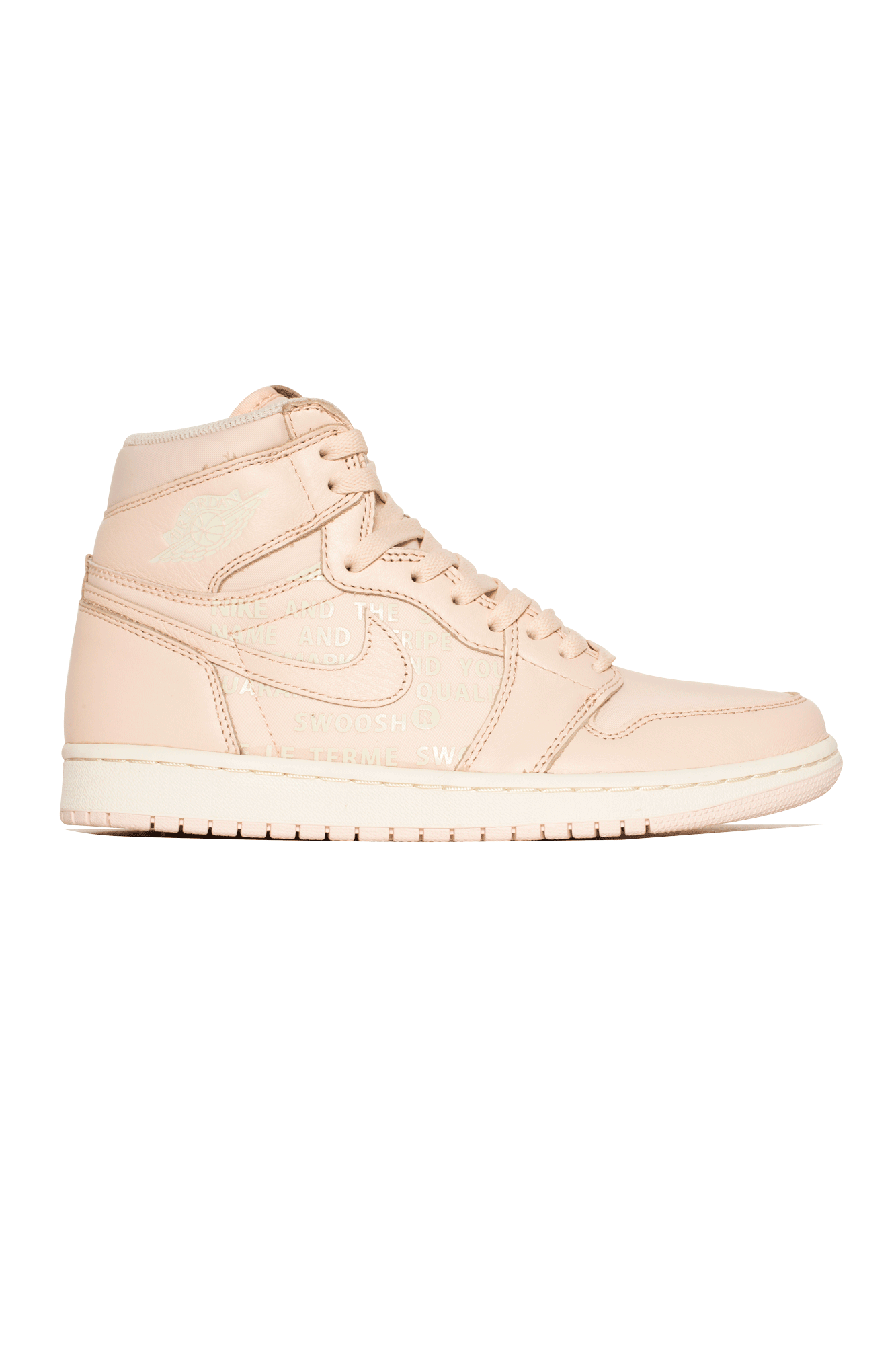 Sneakers Air Jordan 1 Retro Hi OG Pink - One Block Down