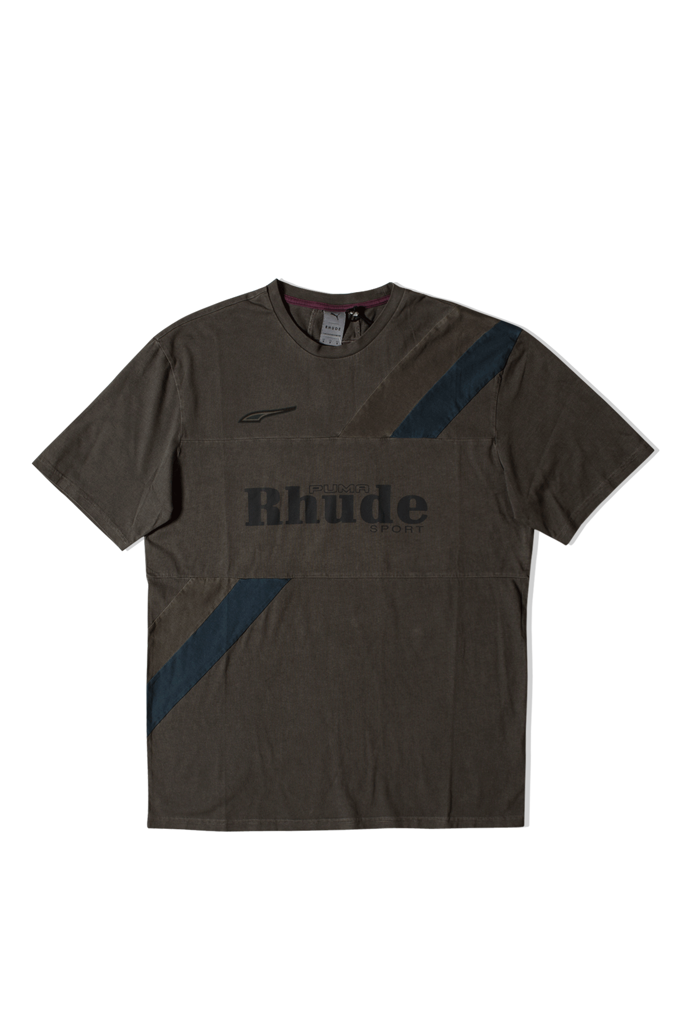 T-Shirt x Rhude Black