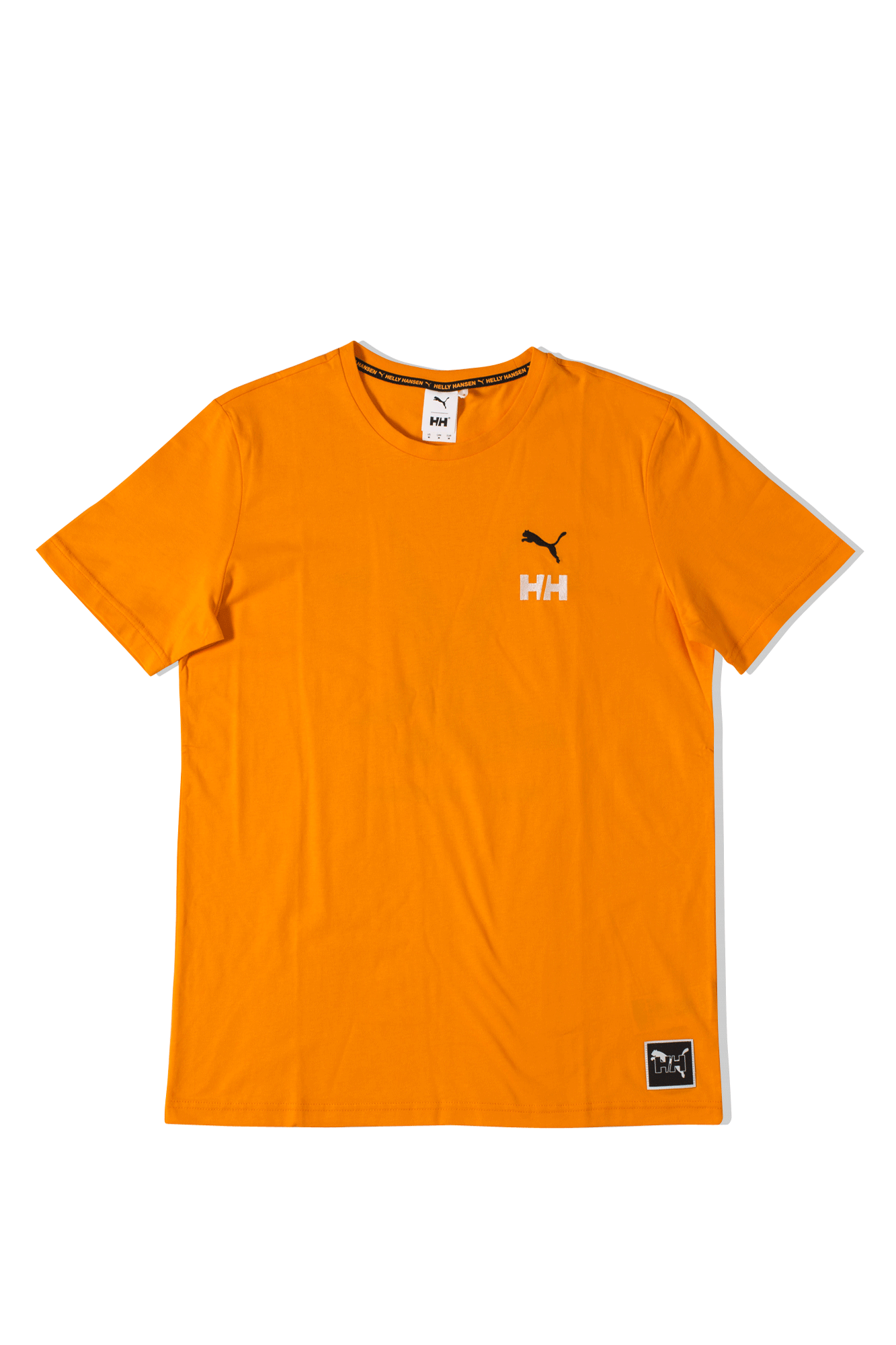 Tee x Helly Hansen Orange