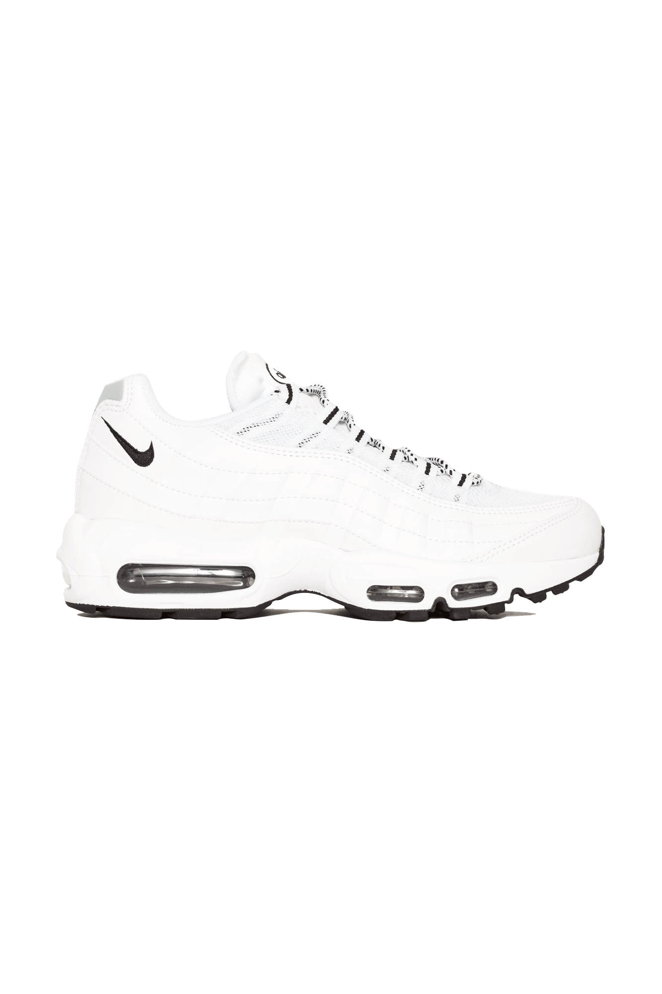 Sneakers Nike Air Max 95 White - One Block Down