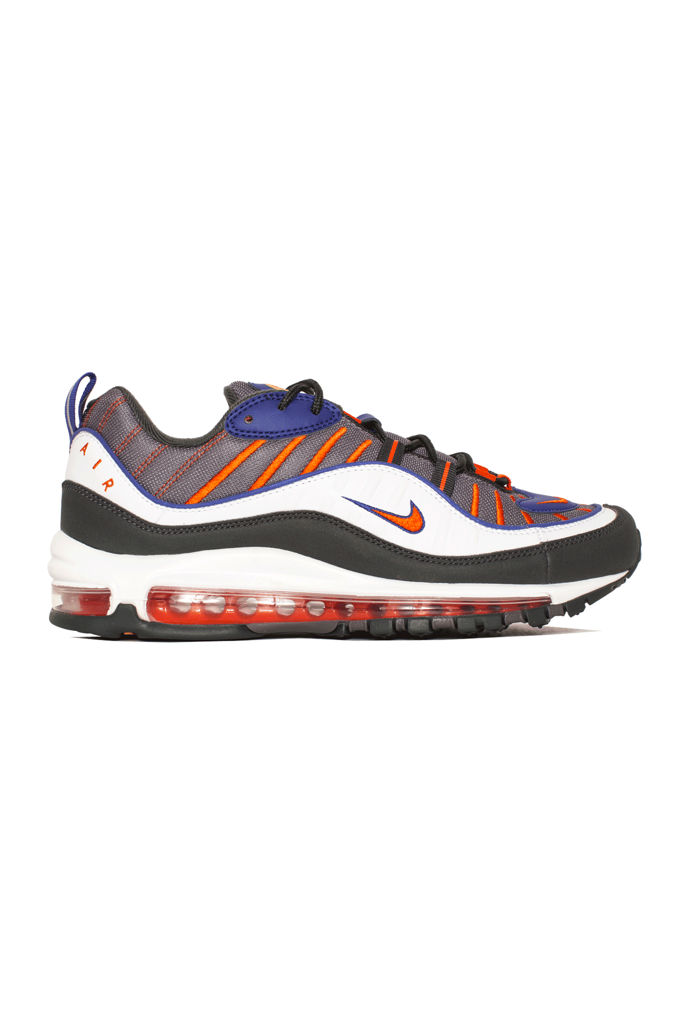 Sneakers Nike Air Max 98 Grey - One Block Down