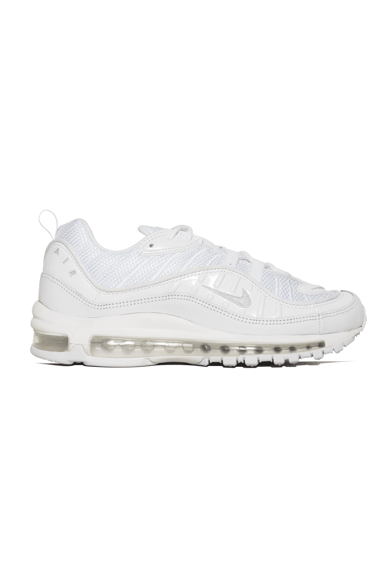Sneakers Nike Air Max 98 White - One Block Down
