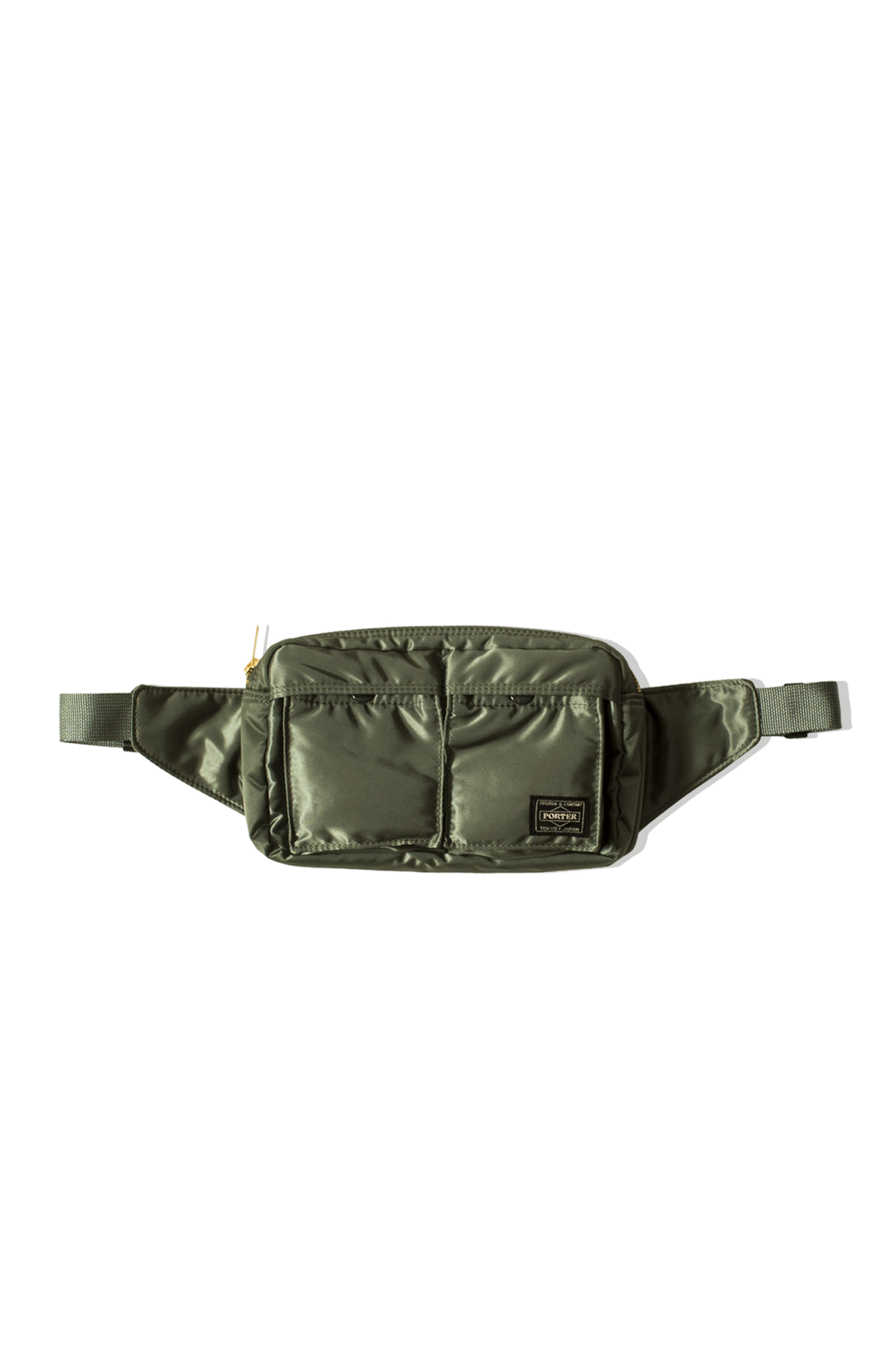 Tanker Waist Bag Green
