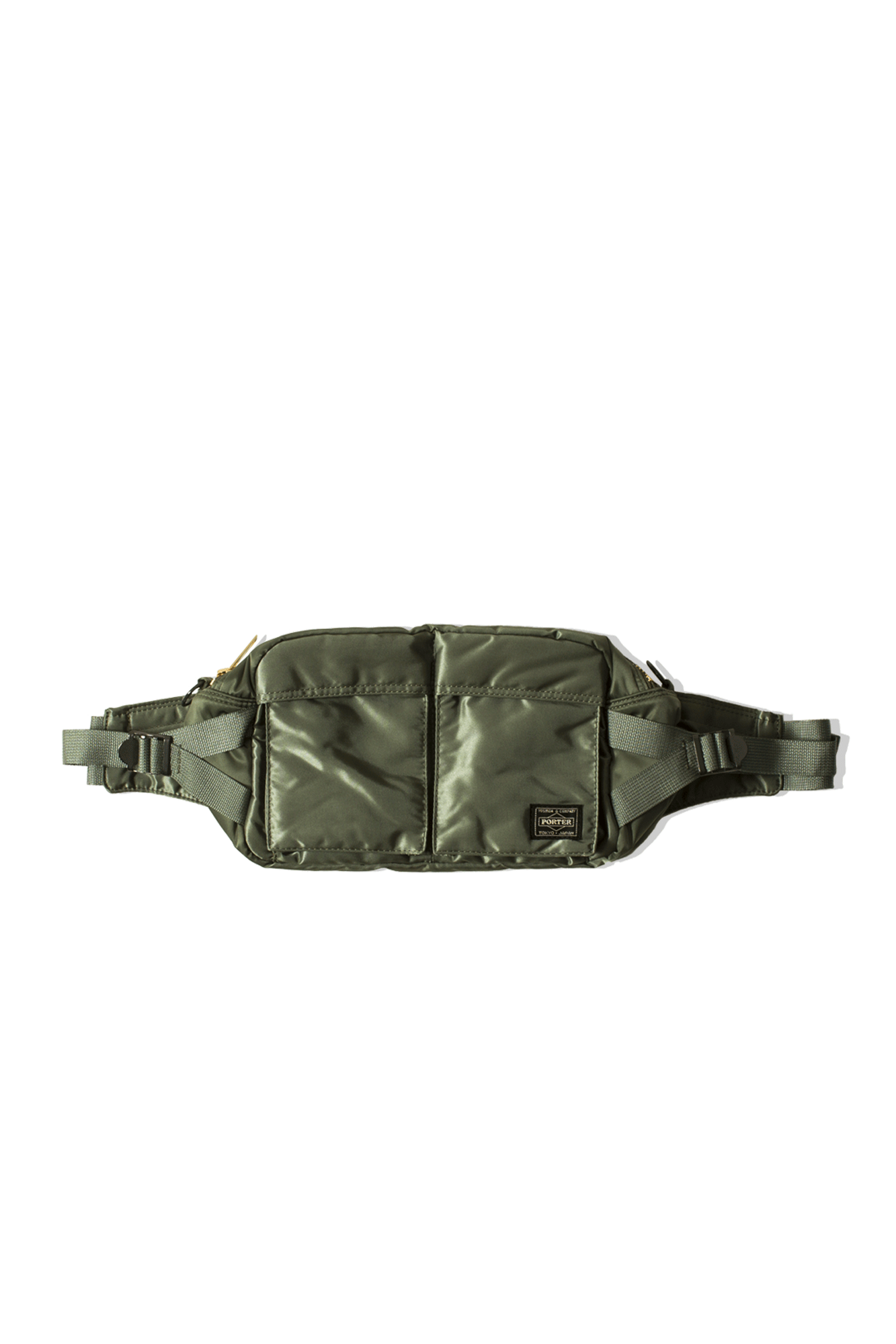 Tanker 2Way Waist Bag Green