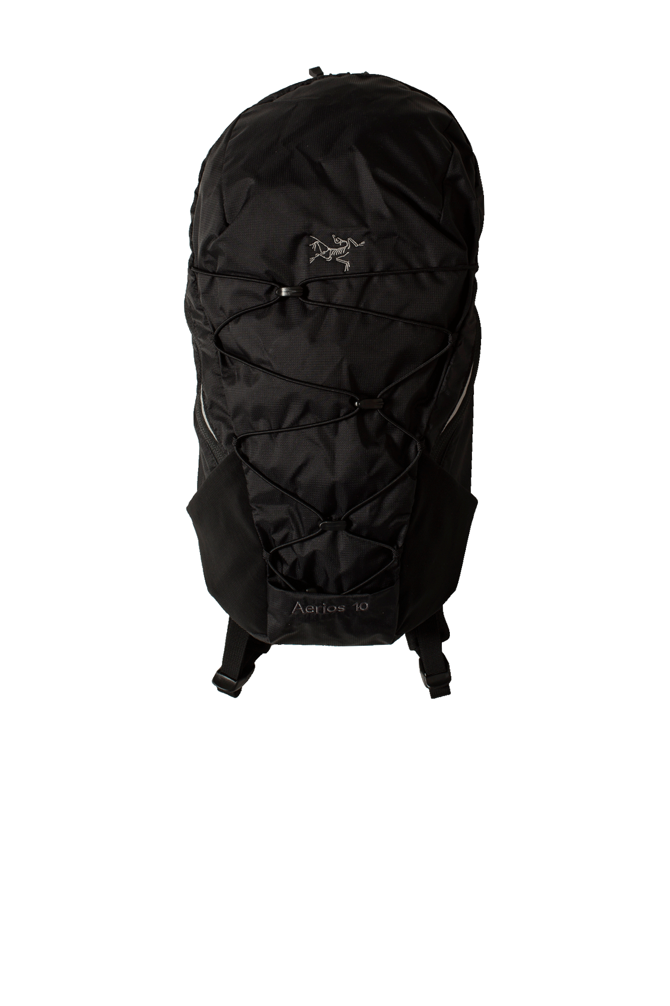 Aerios 10 Backpack Black