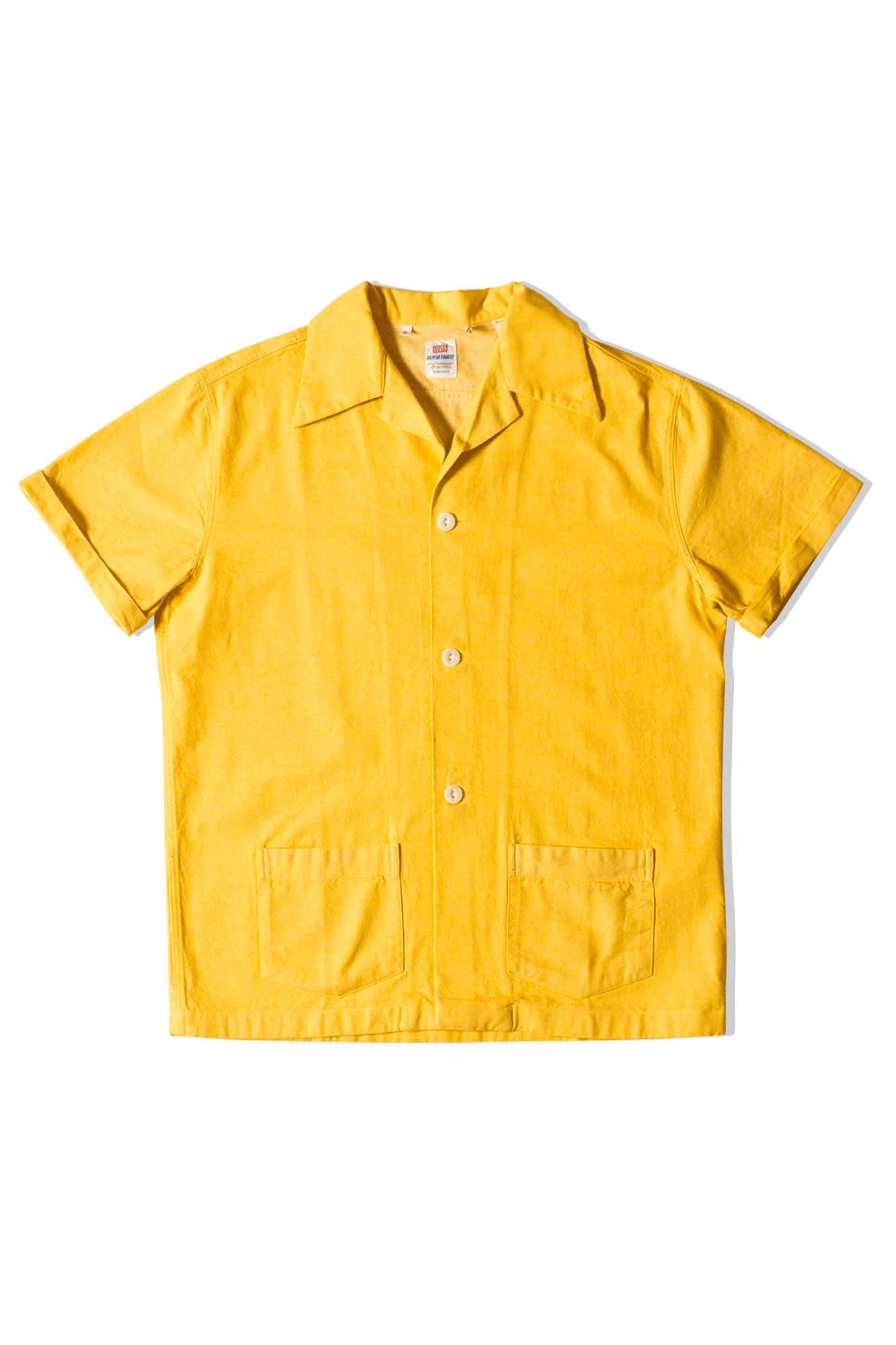 LVC Denim Family S/S Cornsilk Yellow