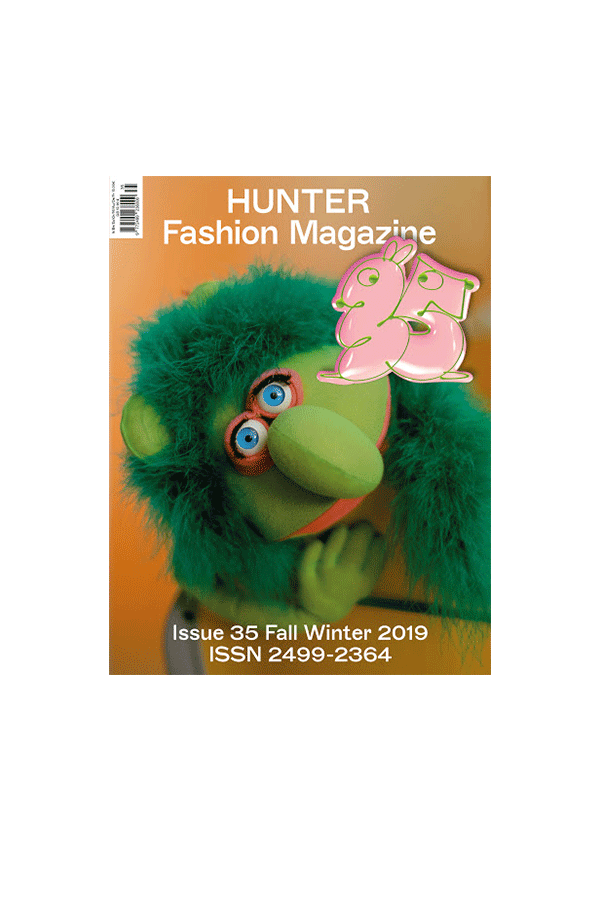 Issue 35 Fall Winter 2019 Multicolor