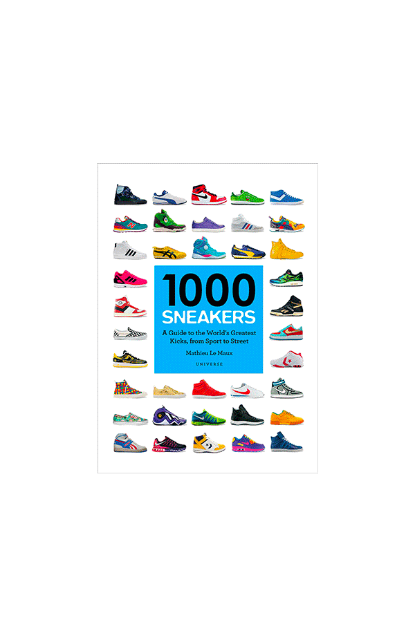 1000 Sneakers Multicolor