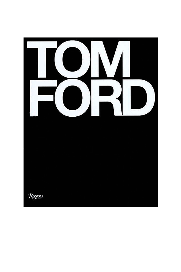 Bookshop Rizzoli Tom Ford Multicolor - One Block Down