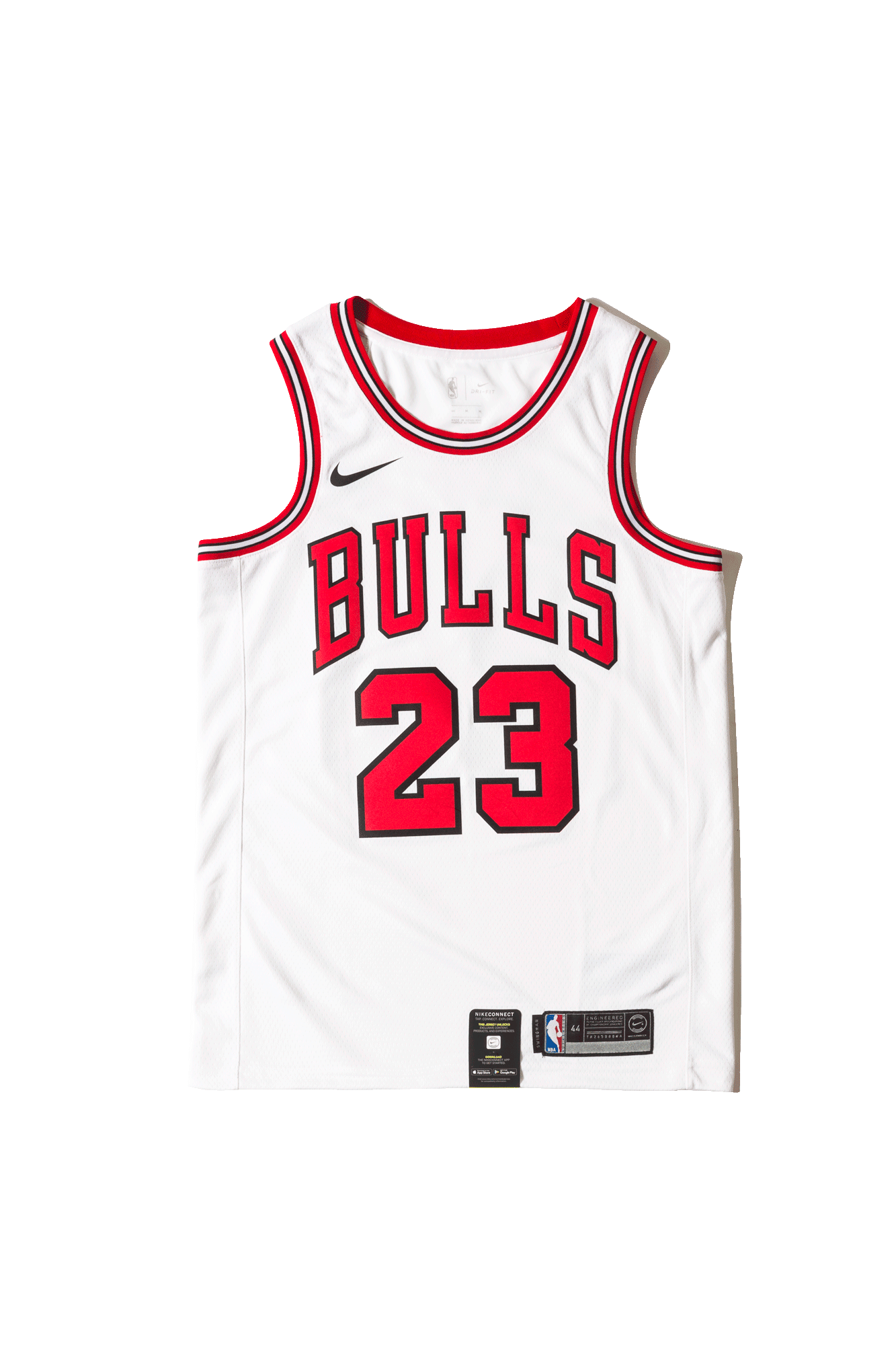Michael Jordan Association Edition Swingman Jersey White