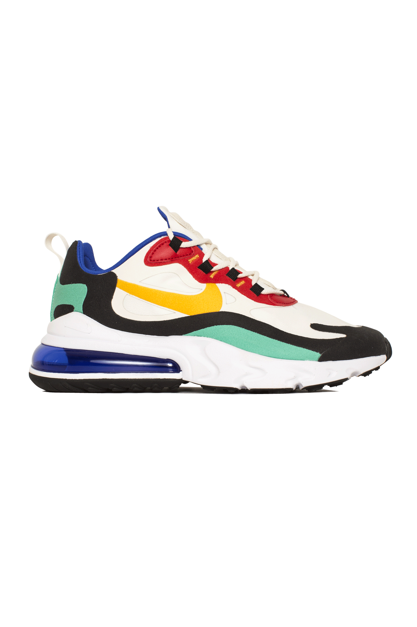 Nike Sneakers AIR MAX 270 REACT White AO4971-#000#002#4 - One Block Down