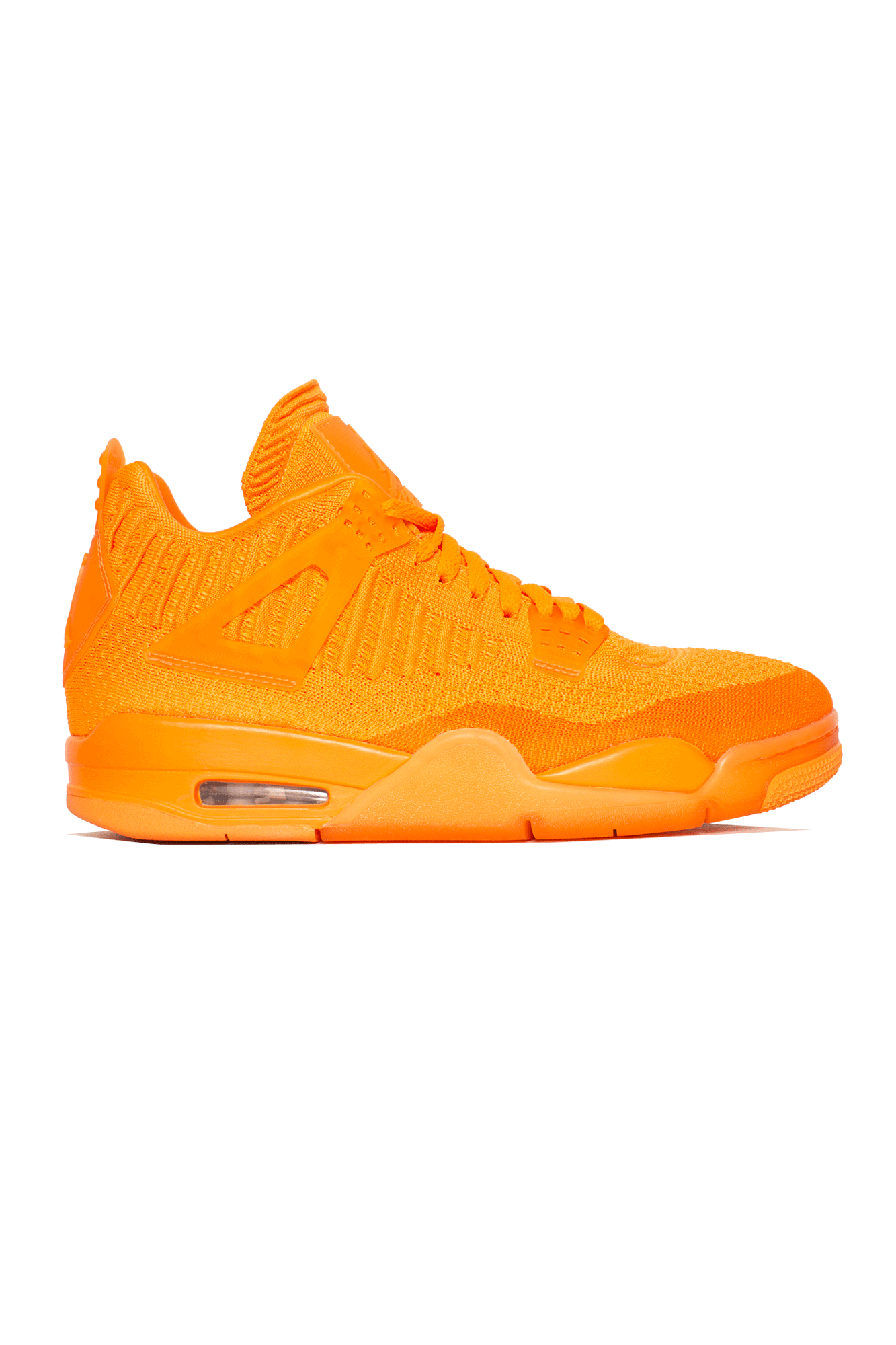 Air Jordan Sneakers Air Jordan 4 Retro Flyknit Orange AQ3559-#000#800#4 - One Block Down