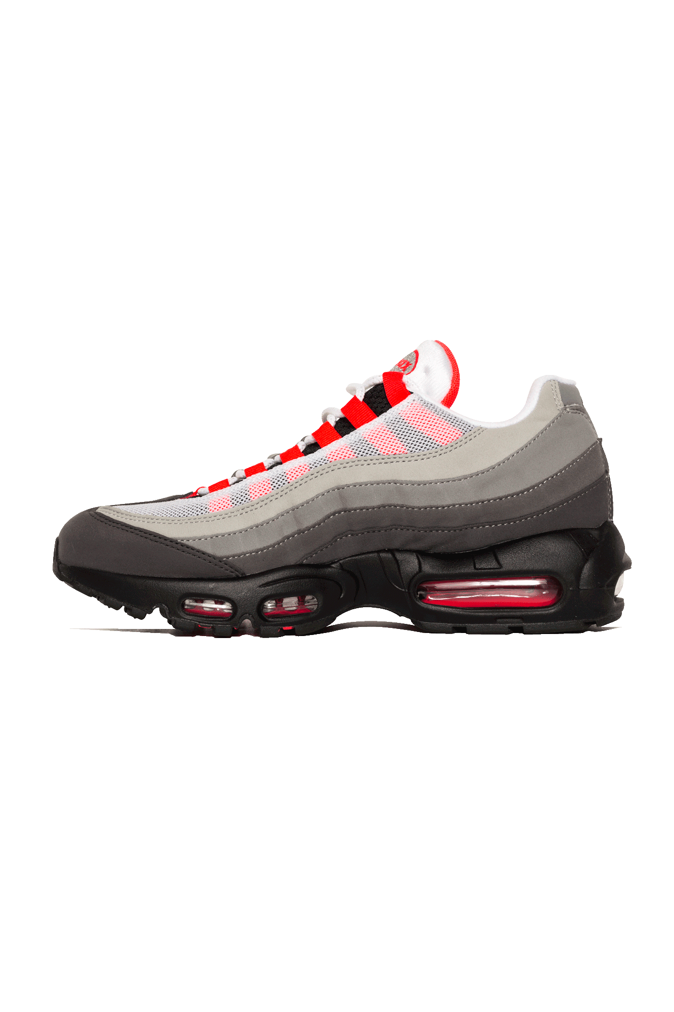 Nike Air Max 95 OG Solar Red Out Now | AT2865 100 | Stuarts