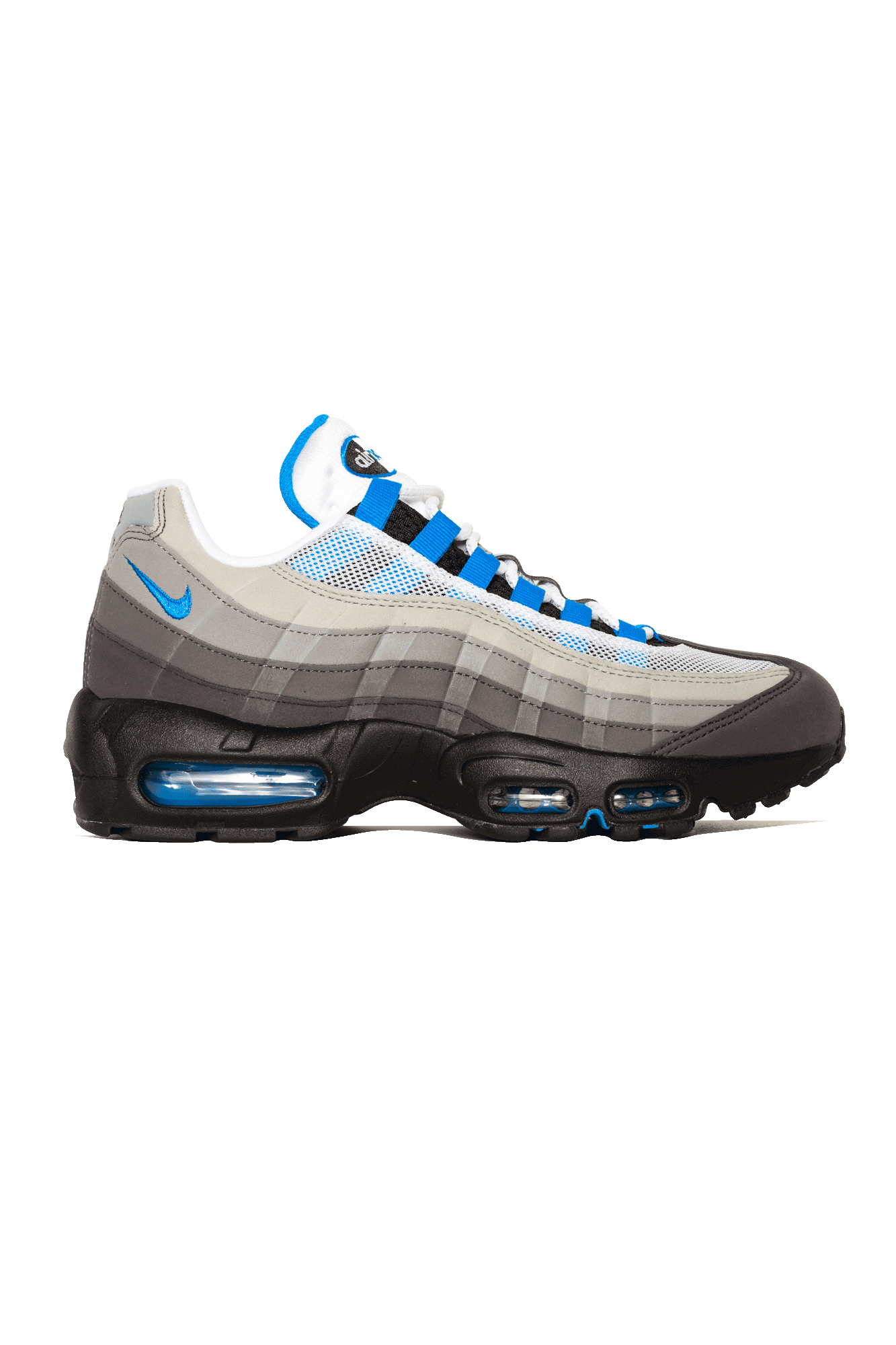 Nike Sneakers Air Max 95 Grey AT8696-#000#100#4,5 - One Block Down