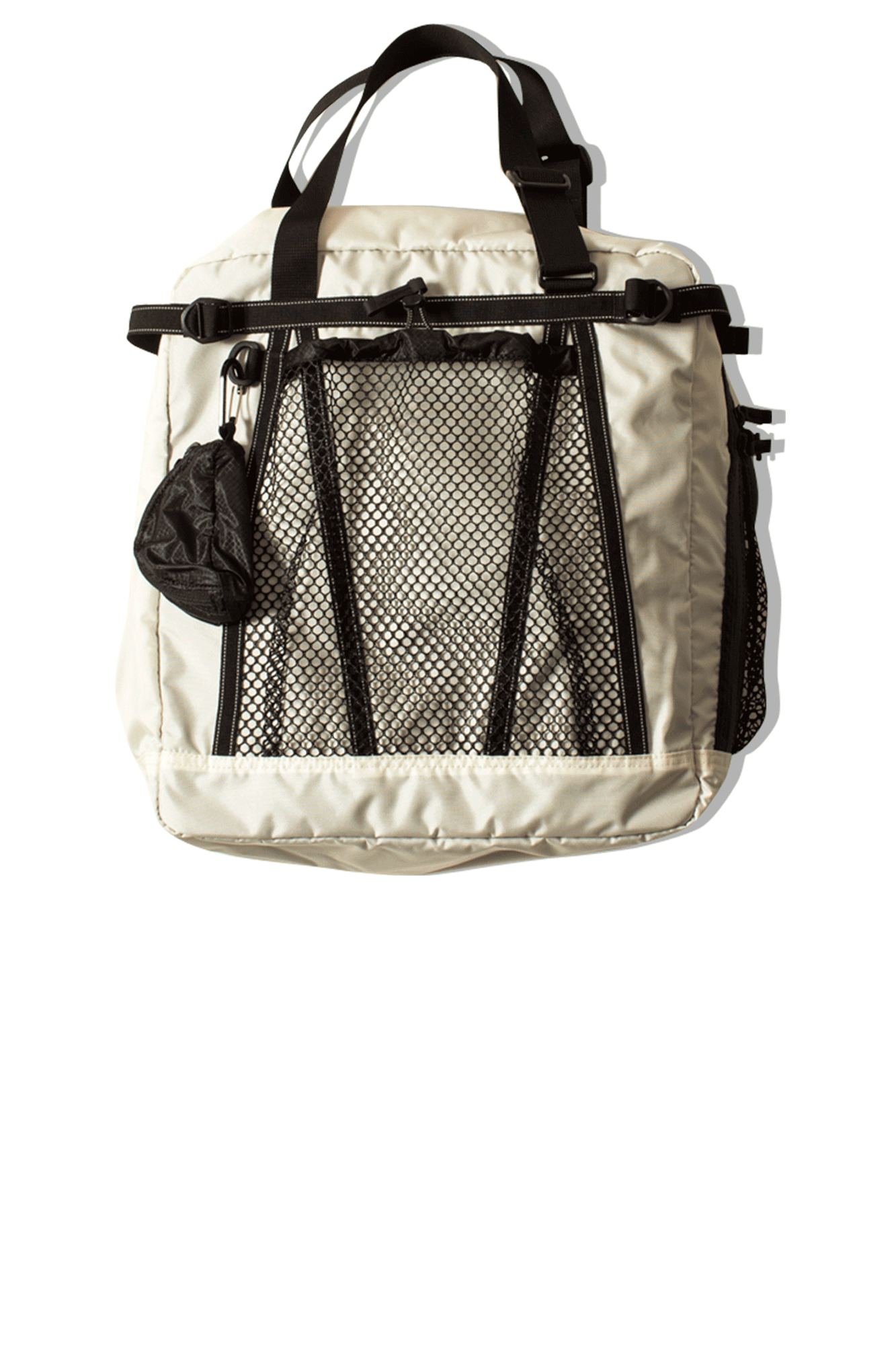 25L Tote Bag White