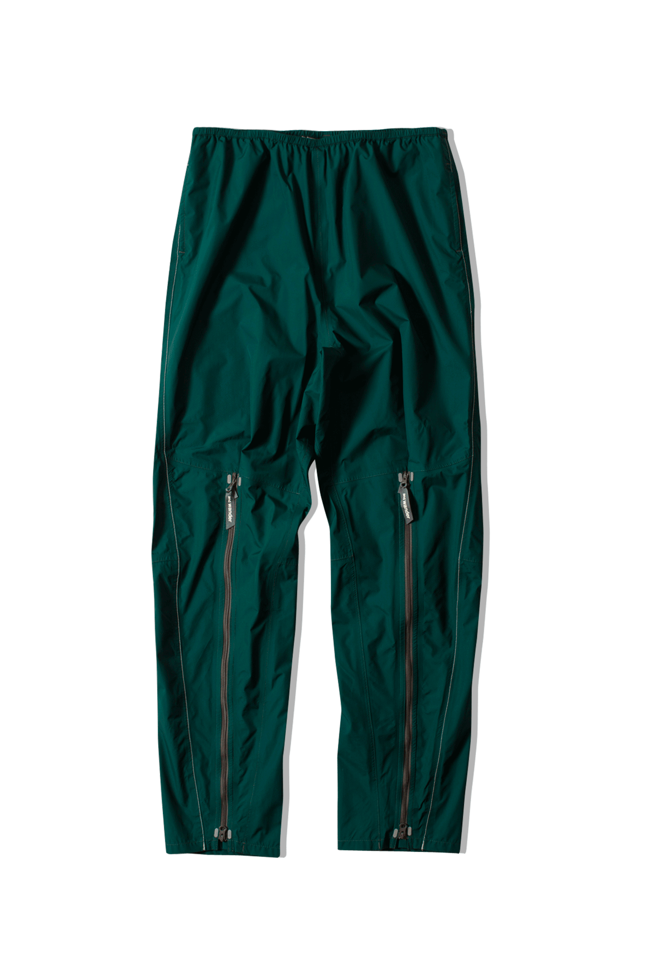 3L Light Rain Pants Green