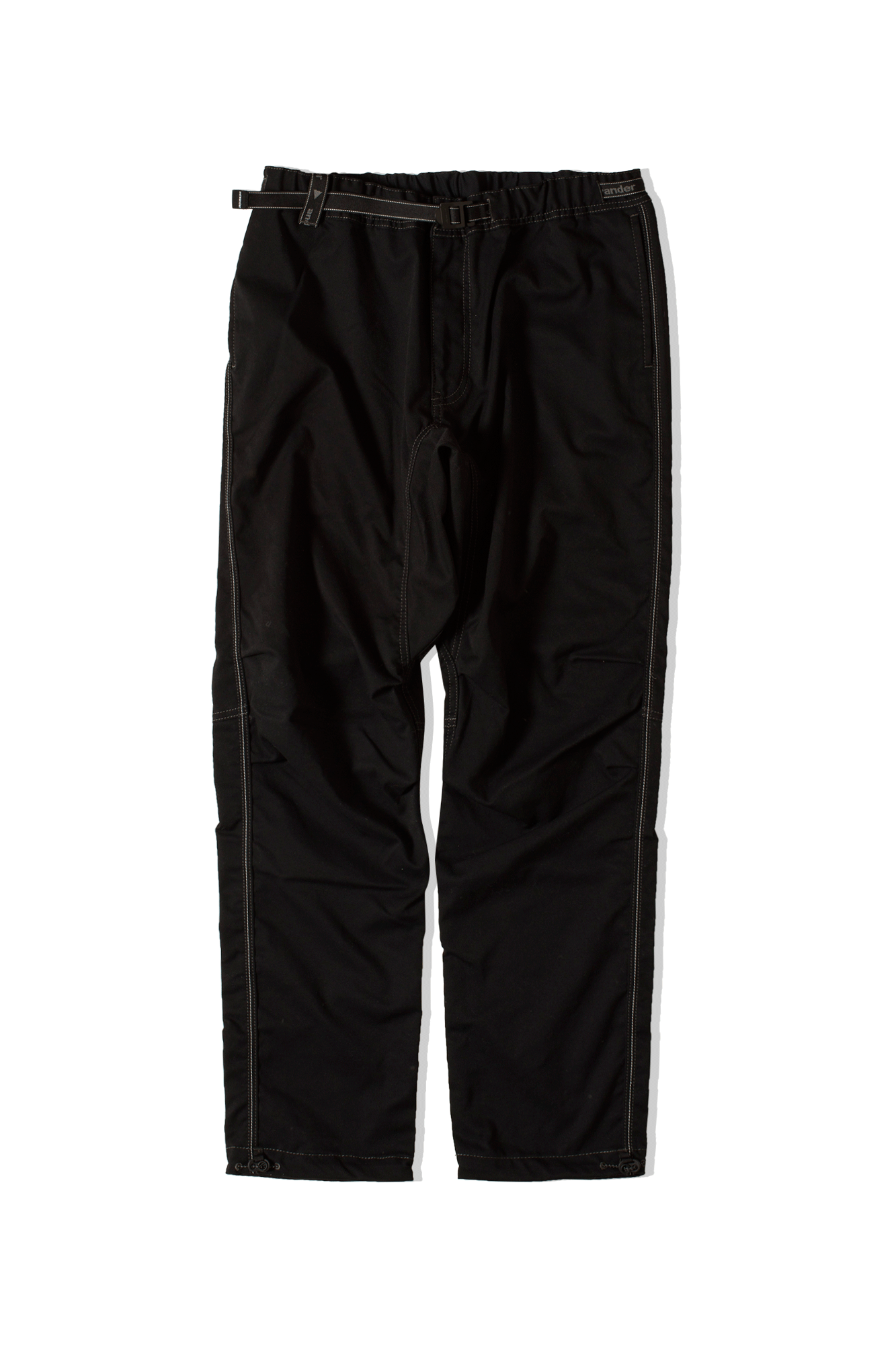 Polyester Climbing Pants Black