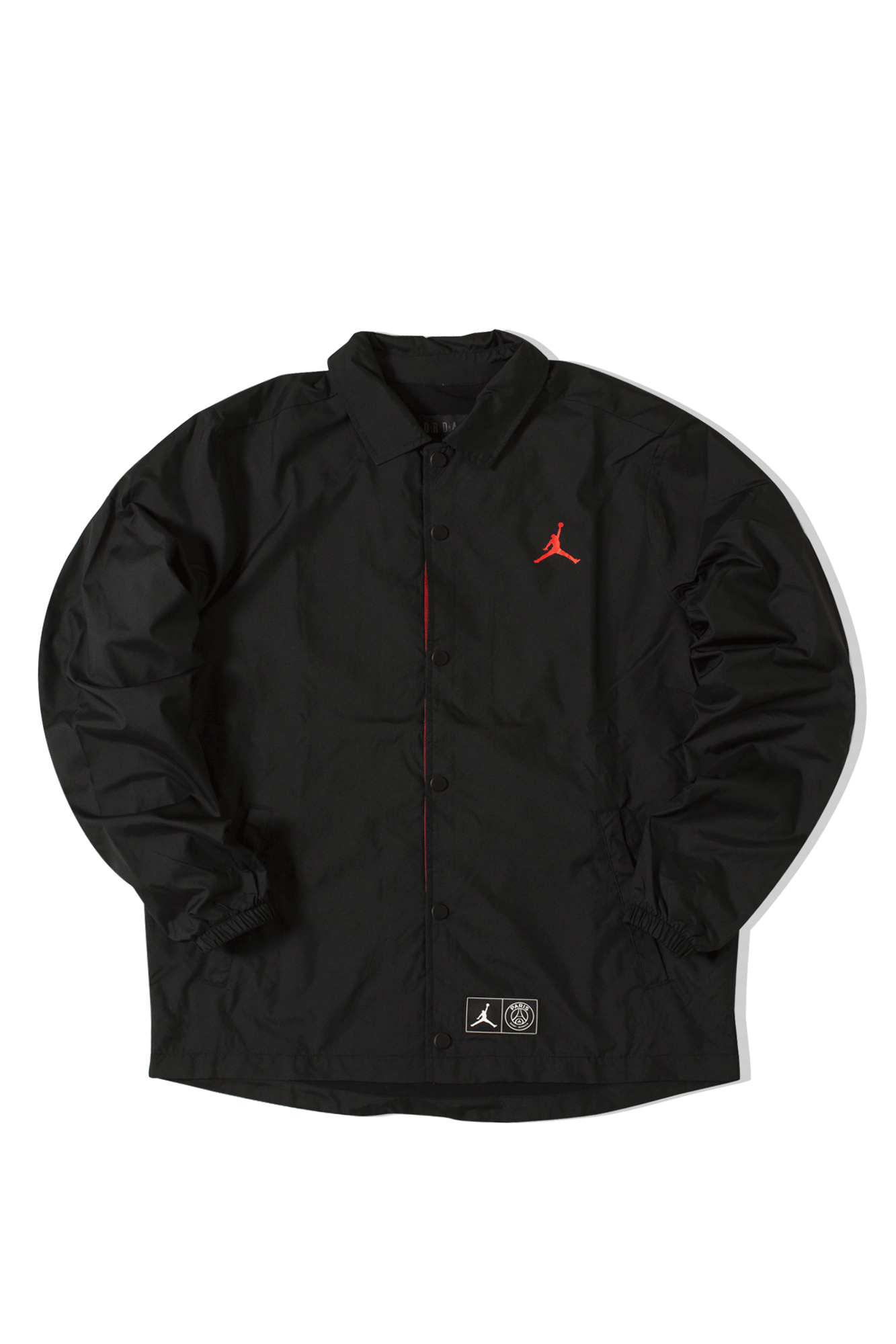 PSG Coaches JKT Black