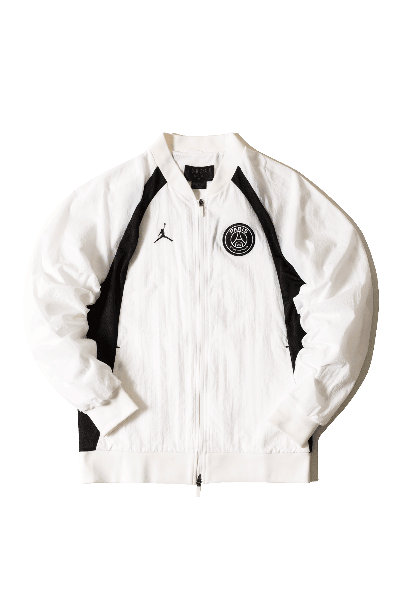 Air Jordan Coats & Jackets PSG AJ1 JKT White BQ4215-100#000#C0006#XS - One Block Down