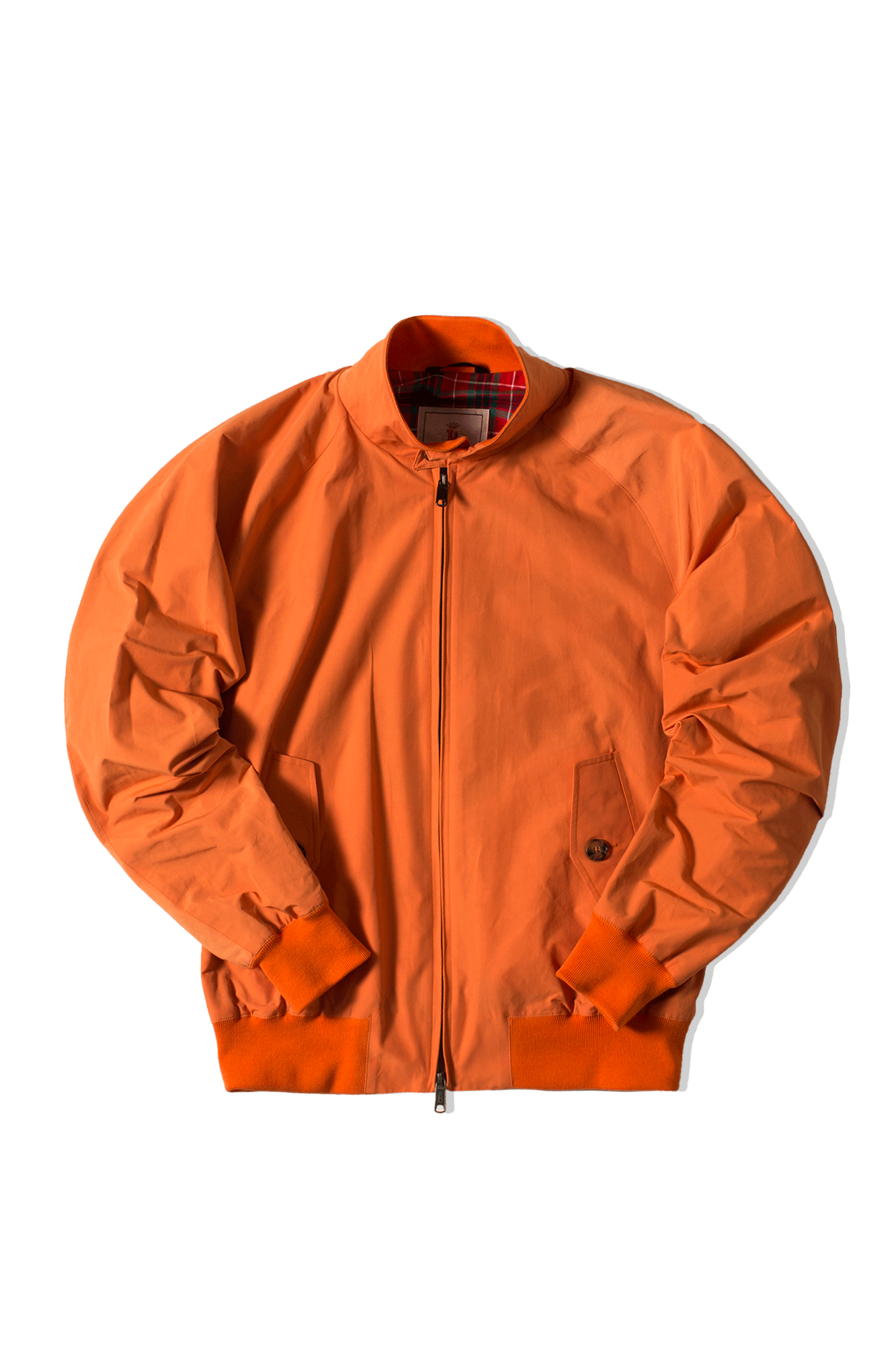 G9 Baracuta Cloth Orange