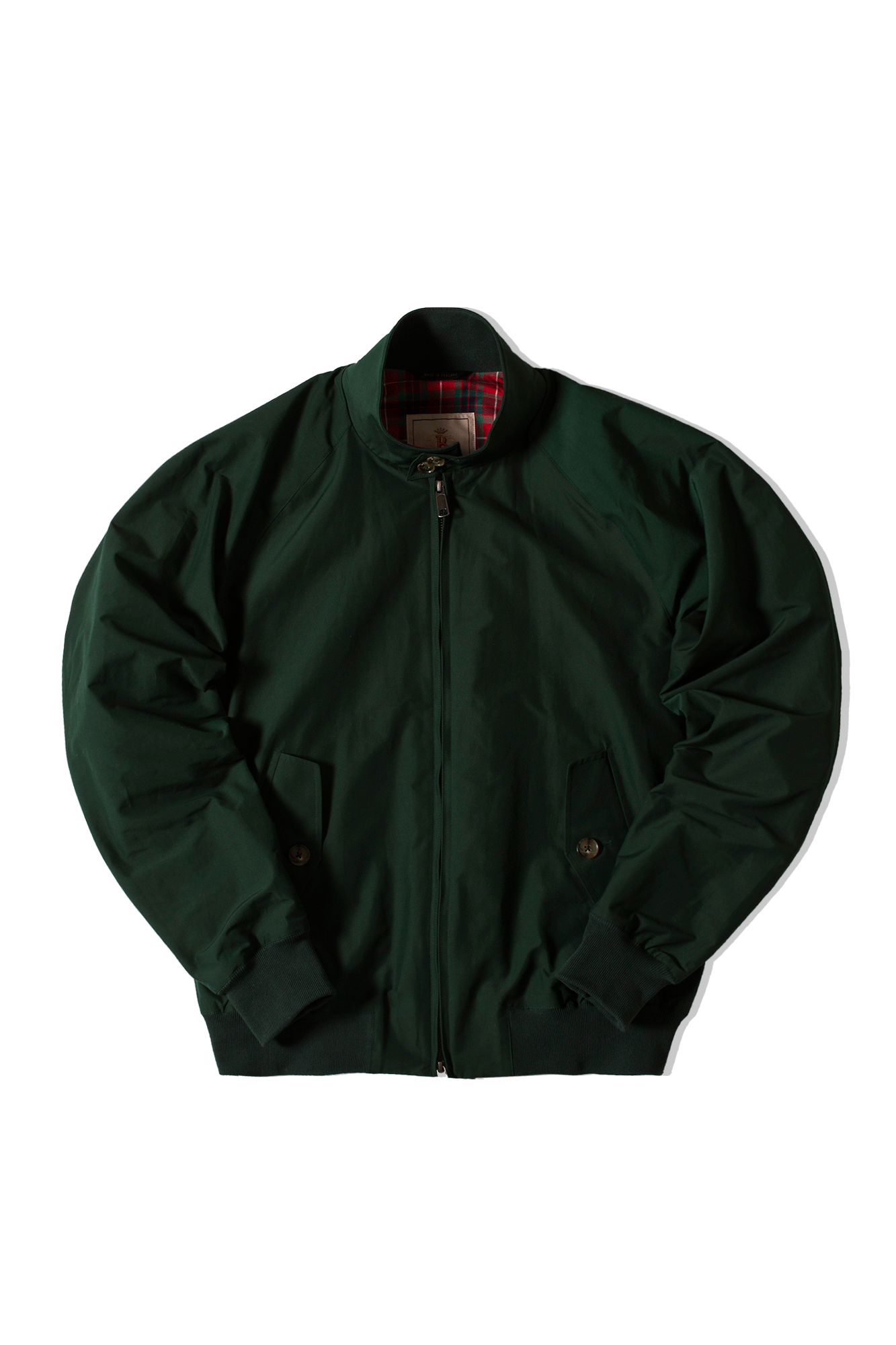 G9 Baracuta Cloth Green