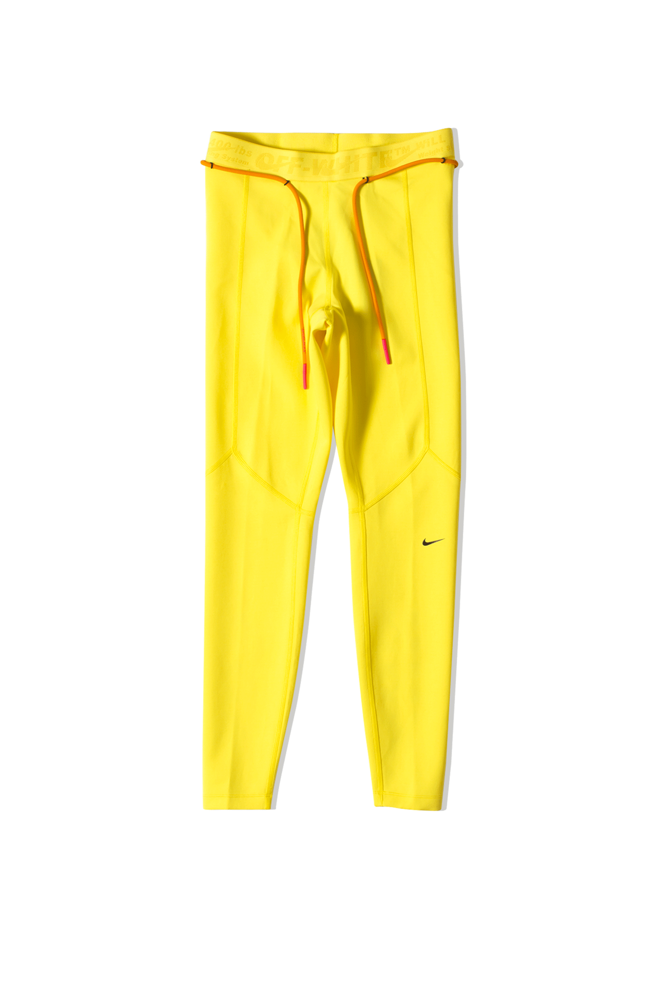 W NRG As Tight Utility x Off-White Yellow