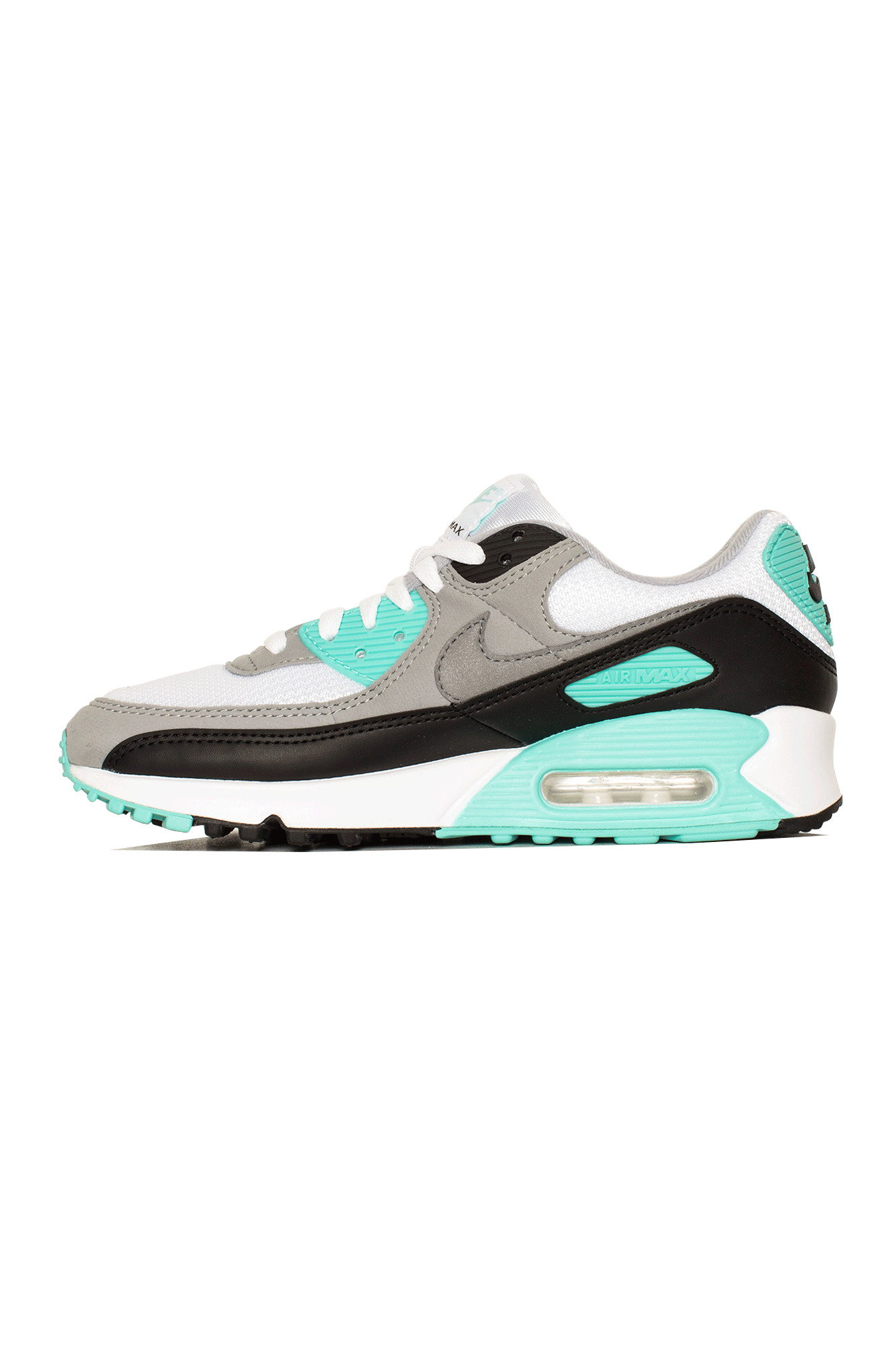 Air Max 90 Sneaker in Blue,White. Size 5 (also in 5.5,6.5).