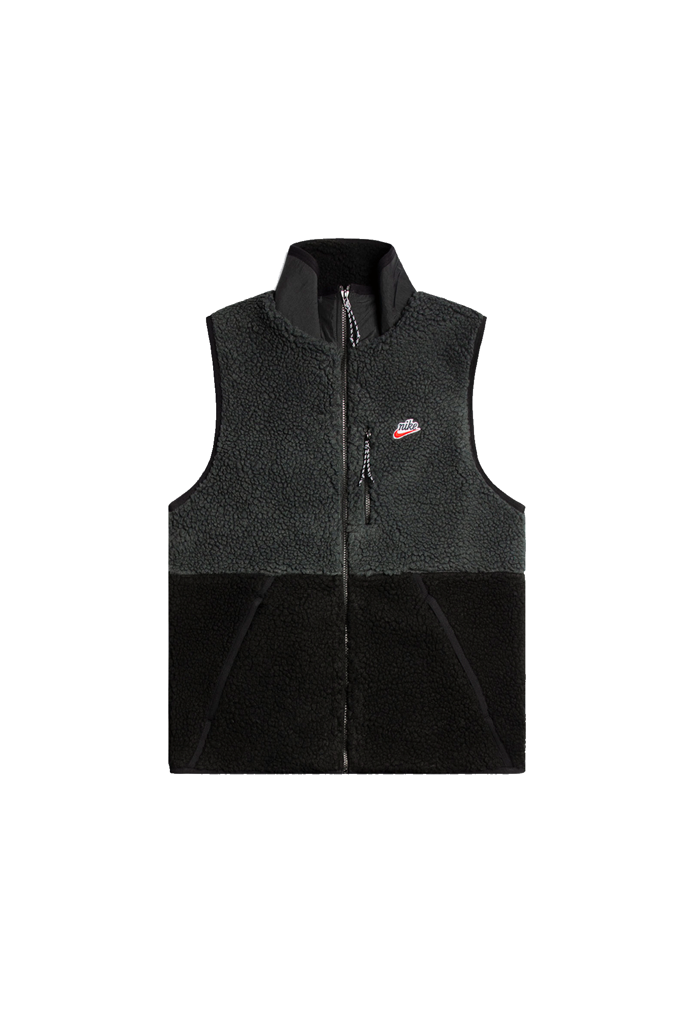 He Vest Winter Black