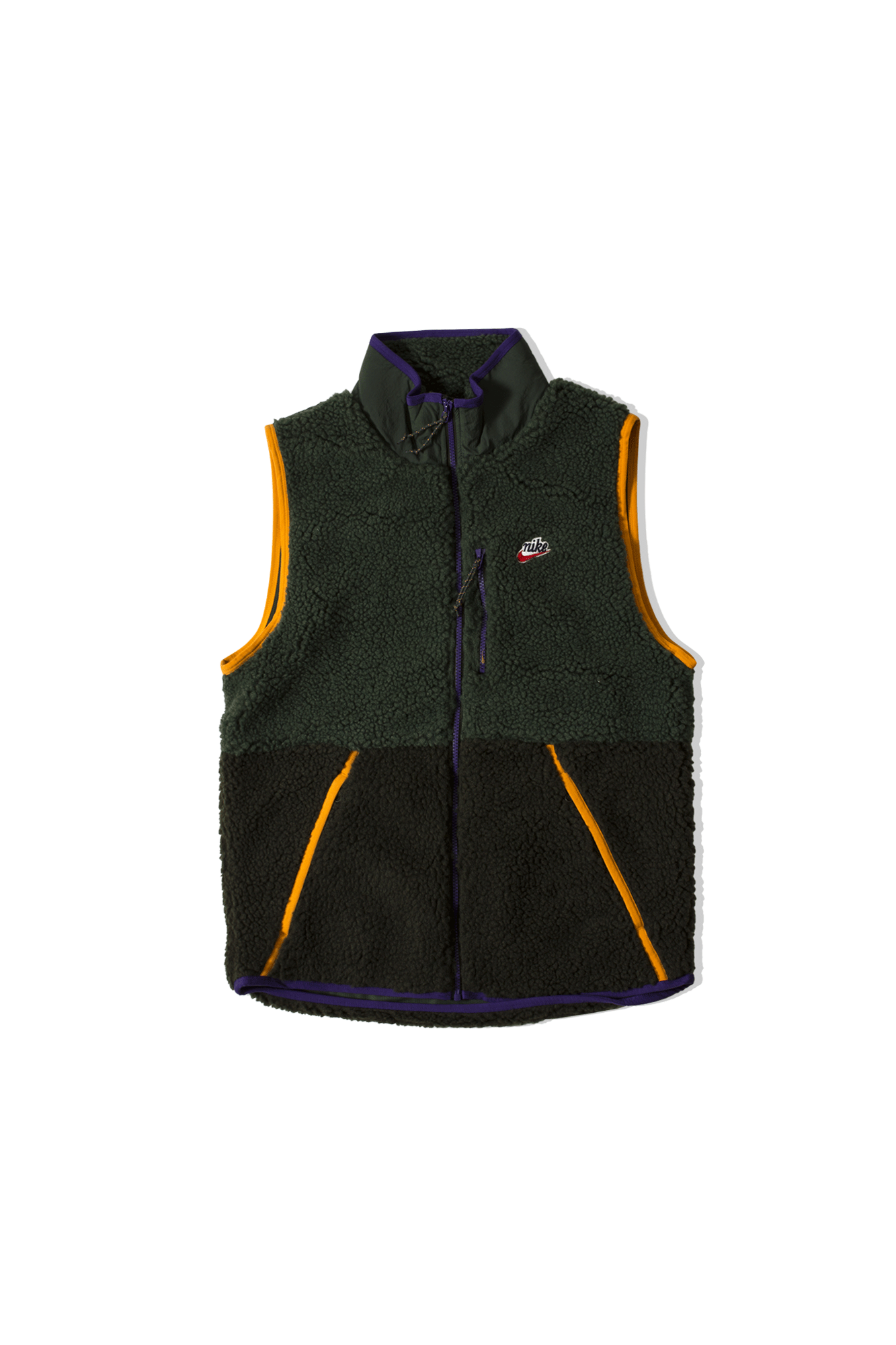 He Vest Winter Green