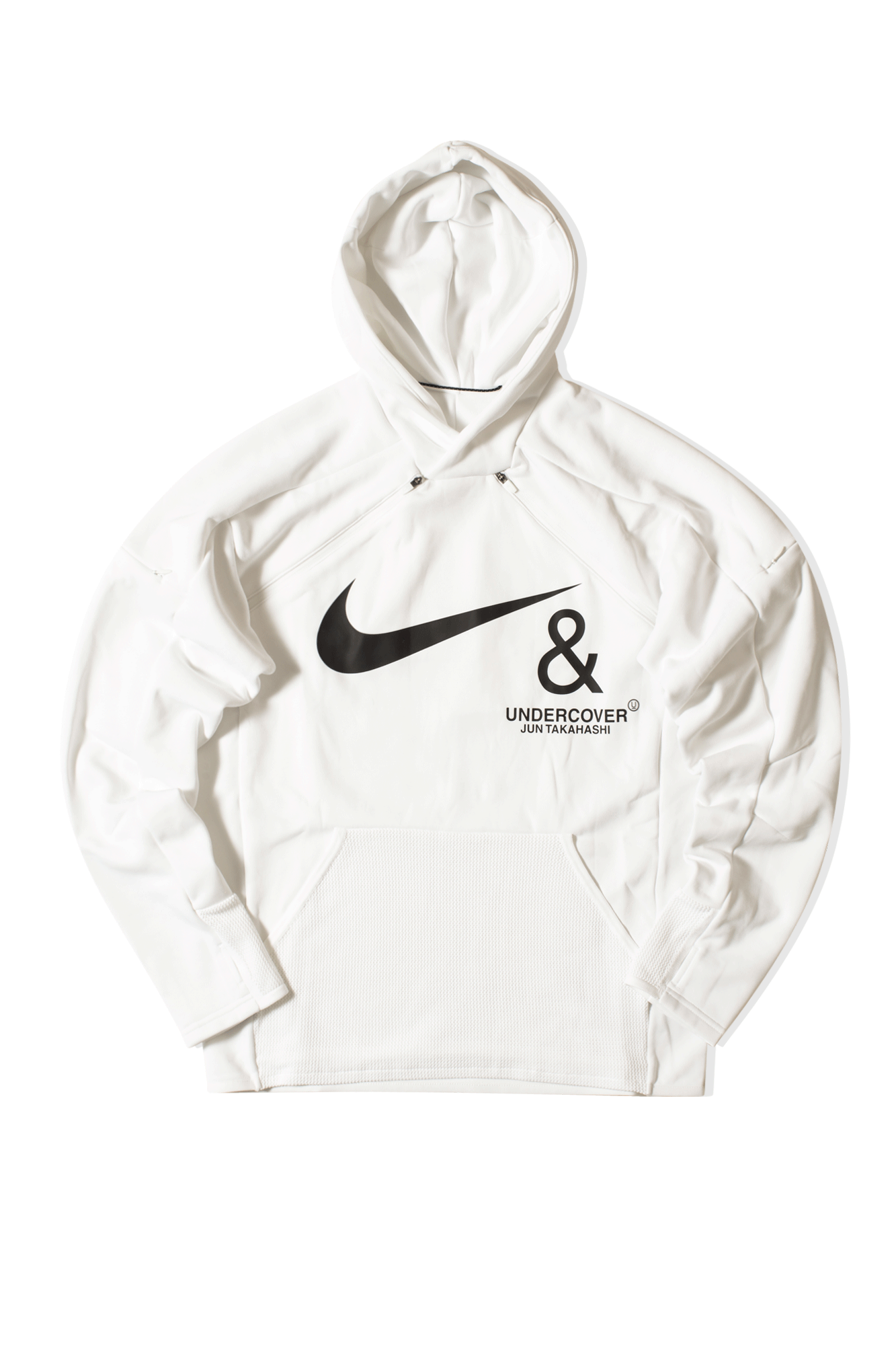 M NRG Undercover Hoodie White