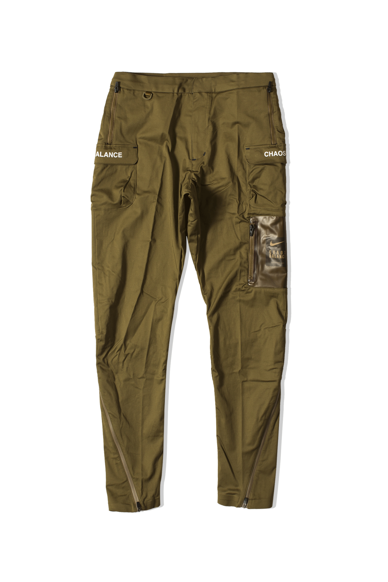 M NRG Undercover Pant Brown