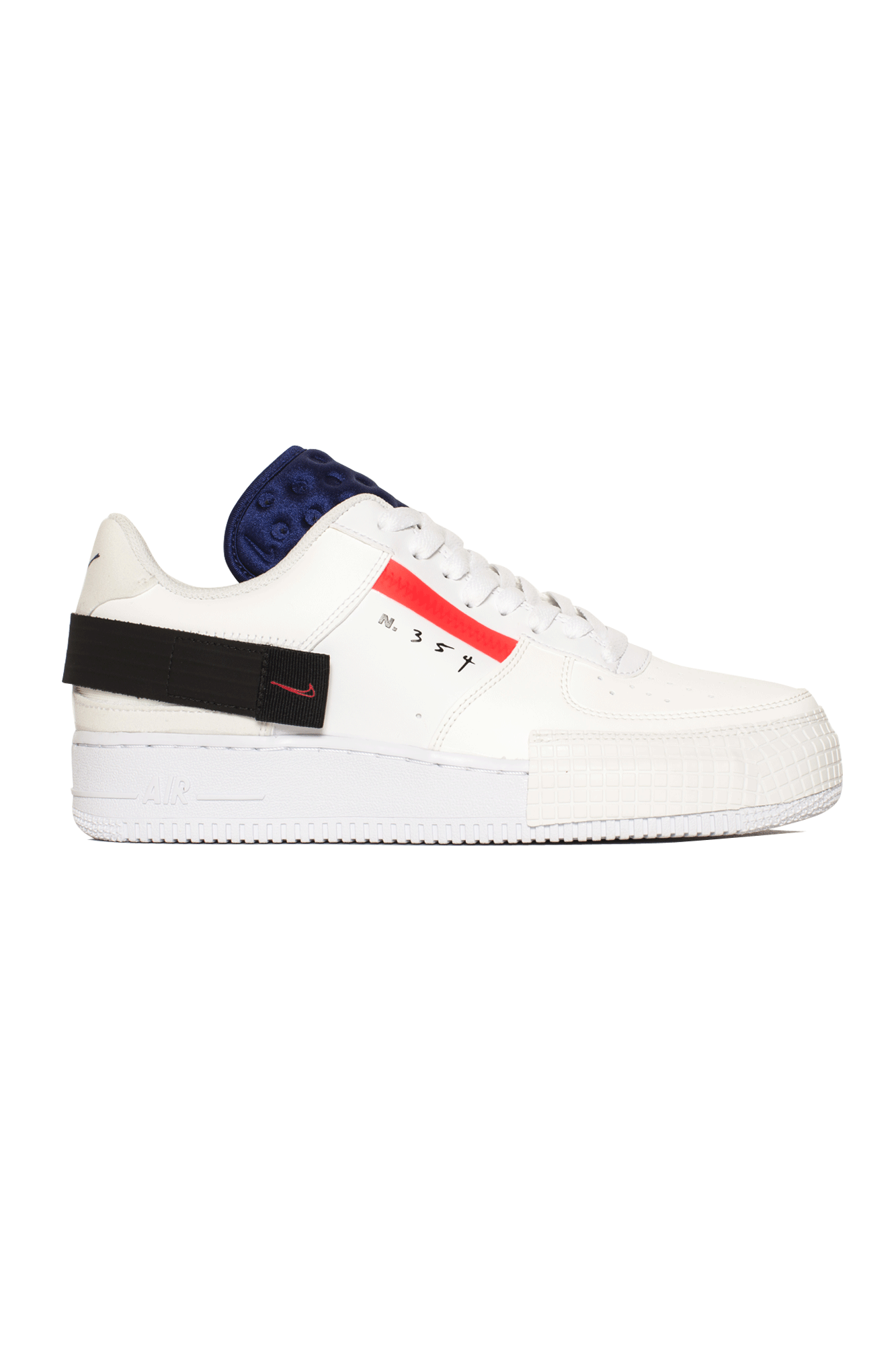 Nike Sneakers AF1-Type White CI0054-#000#100#4 - One Block Down